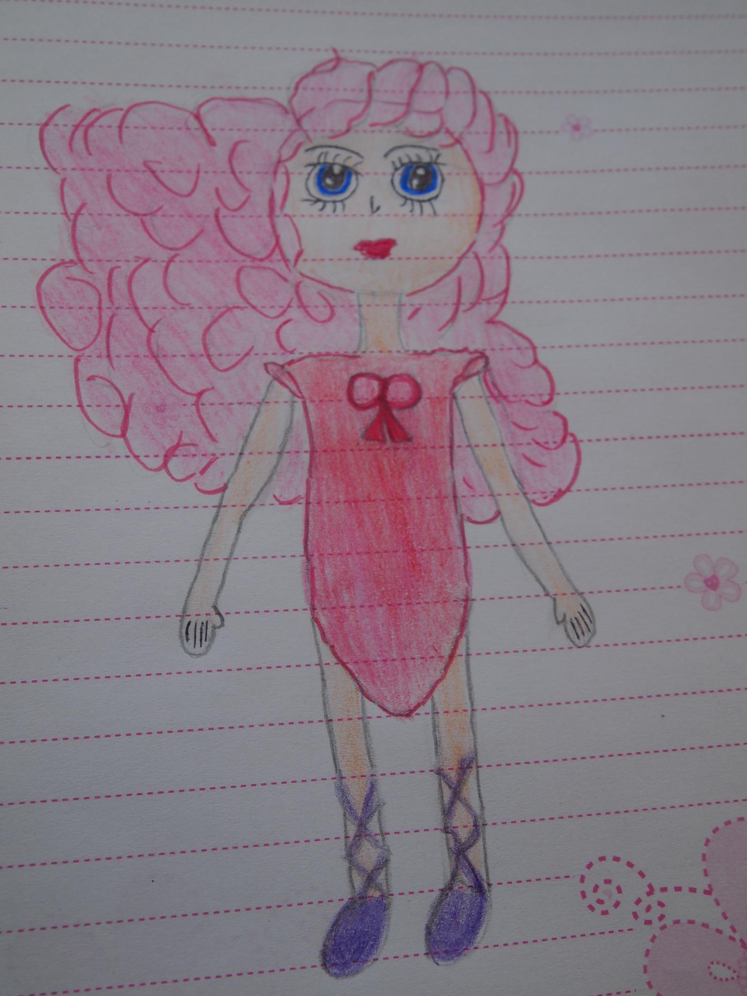 Pinky. by Yulia2015