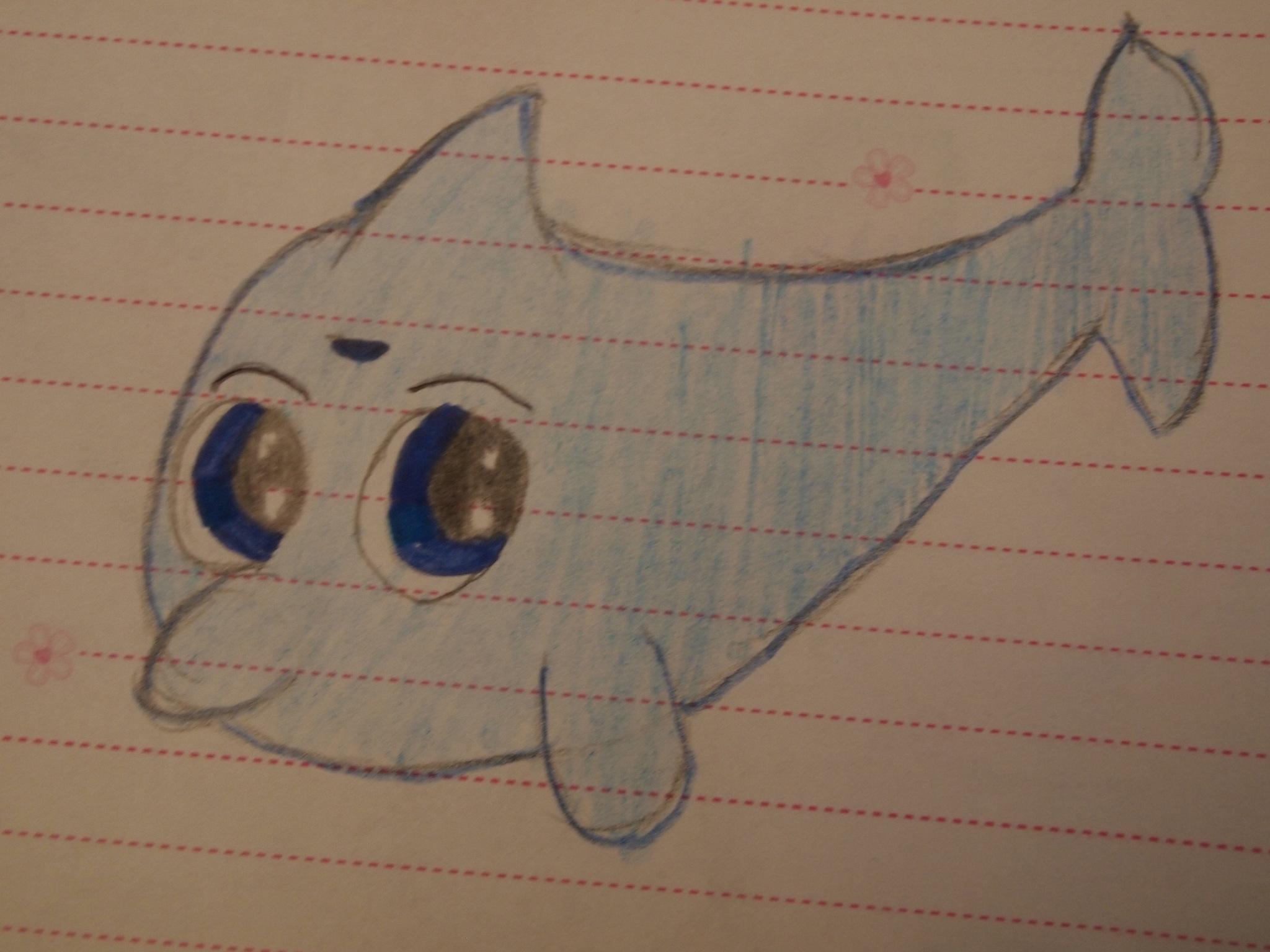 Dolphin by Yulia2015