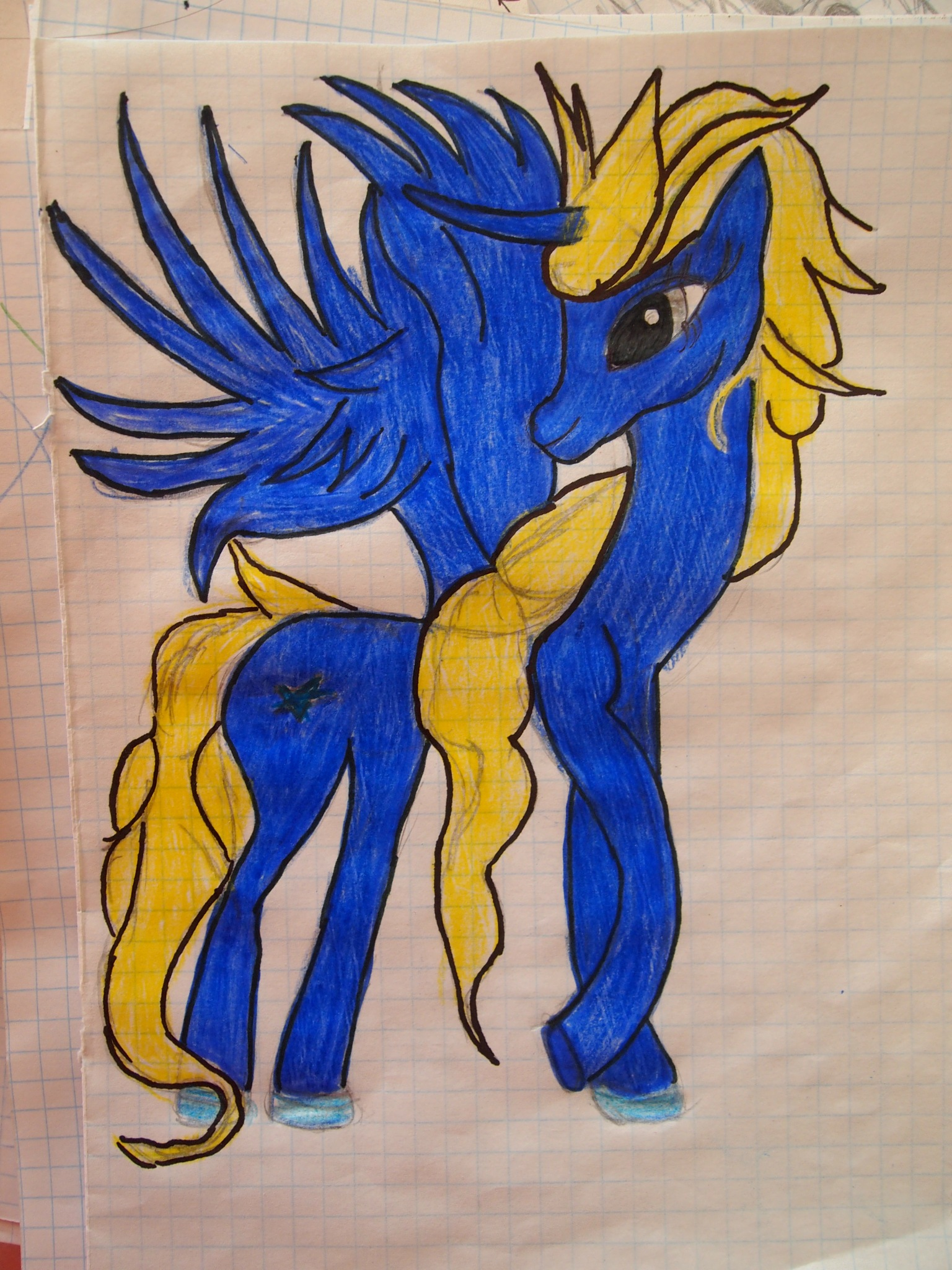 Pony Kimmy. by Yulia2015