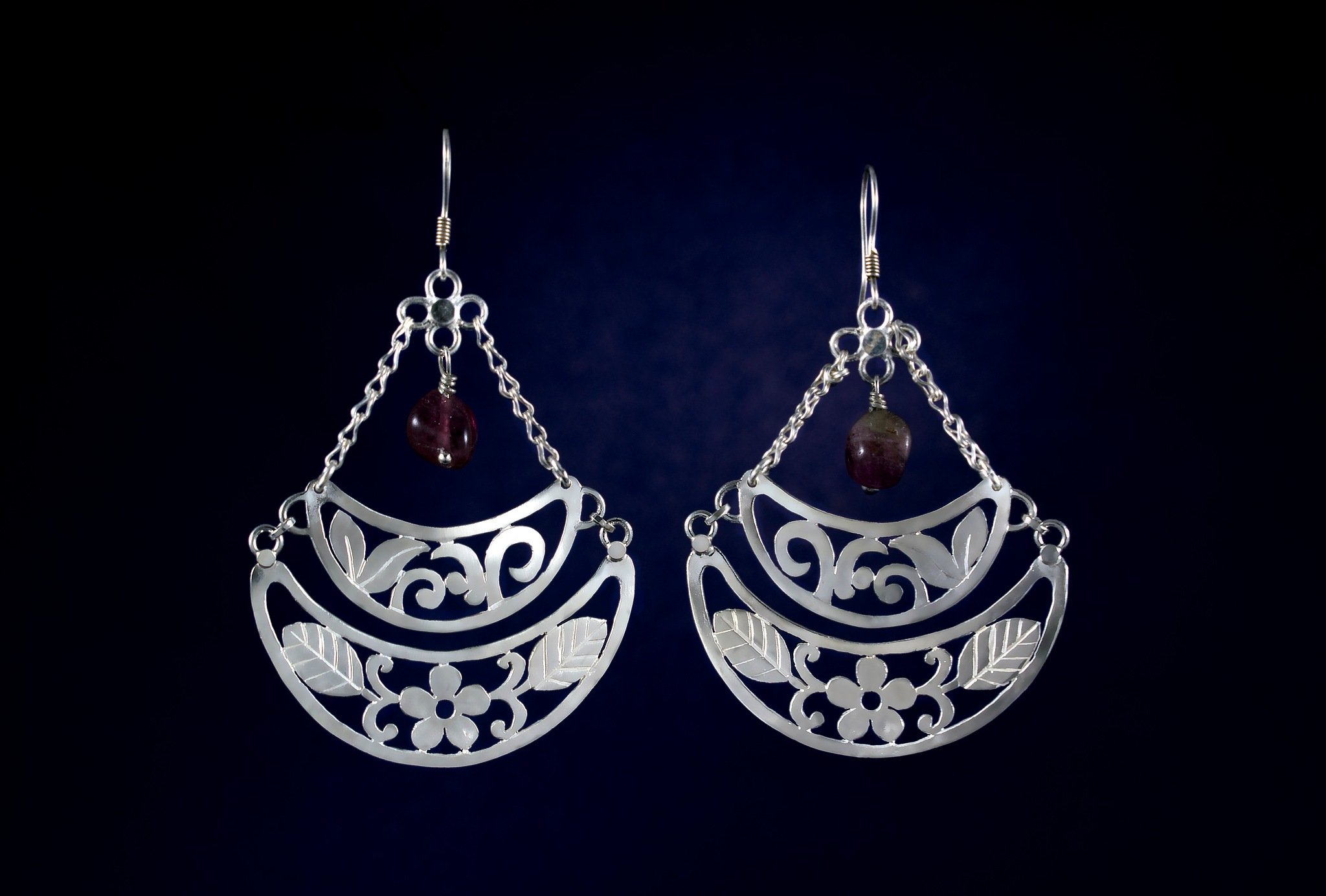 Earring by Samir Mostafa
