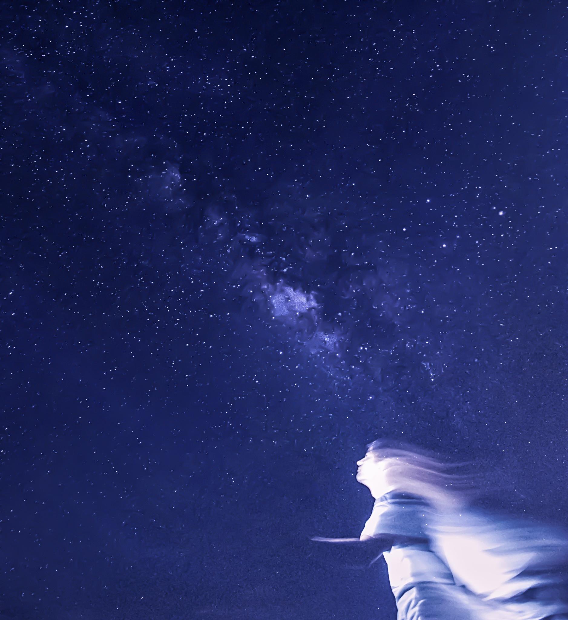 Following the galaxy by kumardevvrat