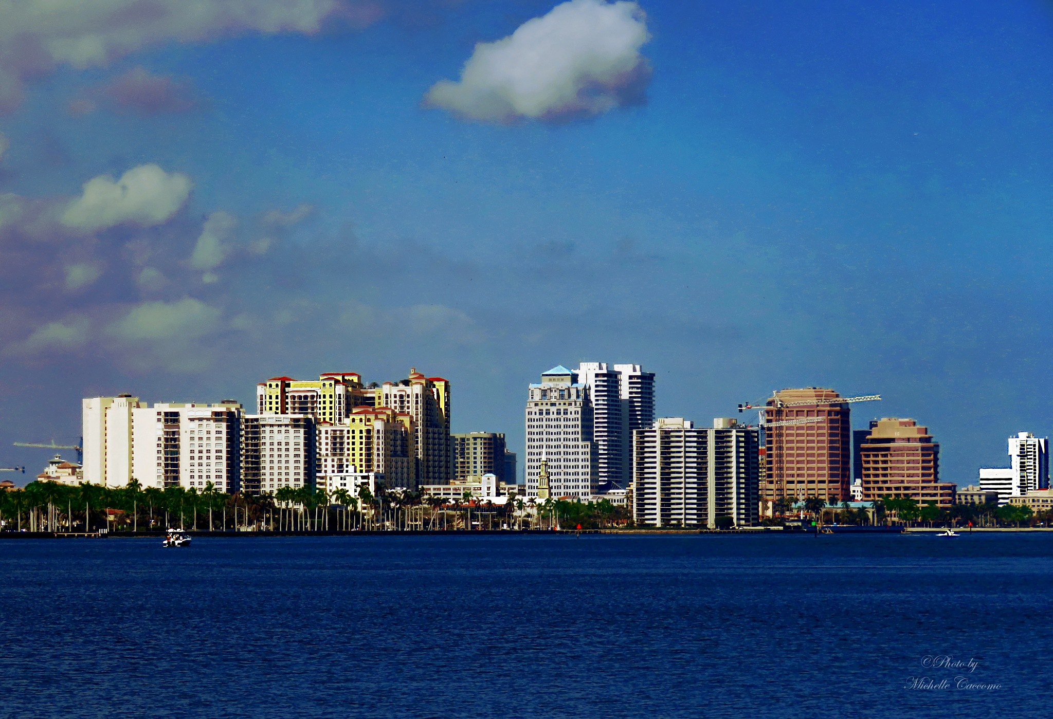 West Palm Beach by Michelle Caccomo