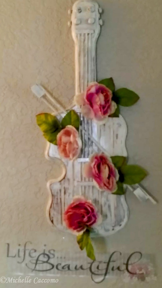 Silent Music by Michelle Caccomo