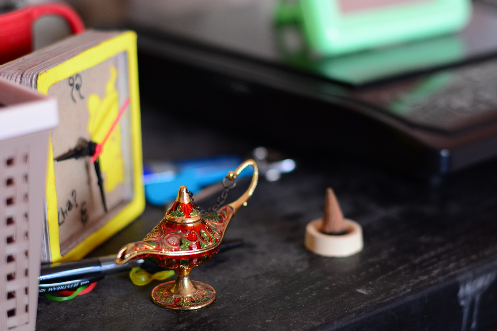 magic lamp by vivek pradhan