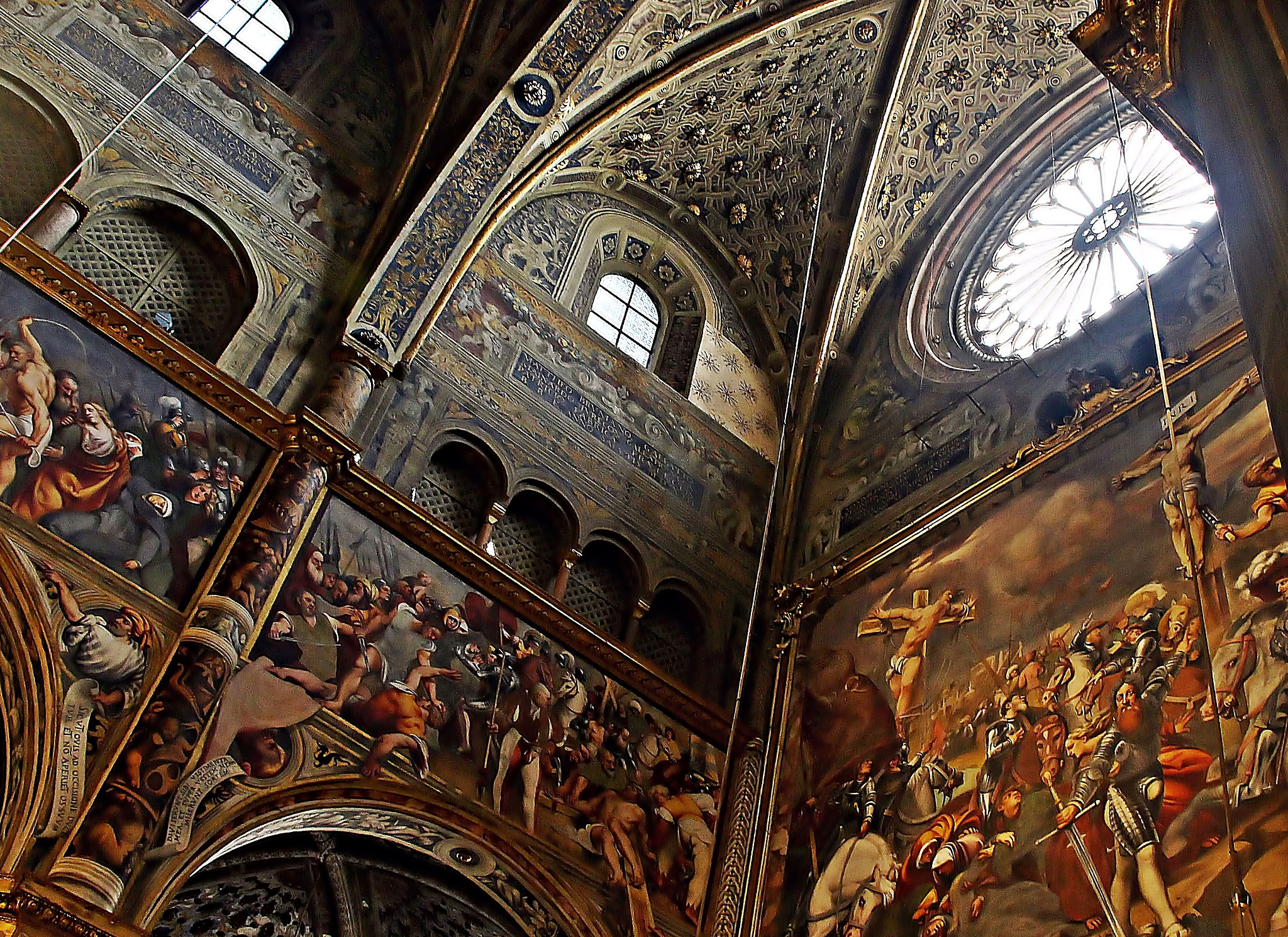 Cathedral Cremona by Giuseppe Criseo