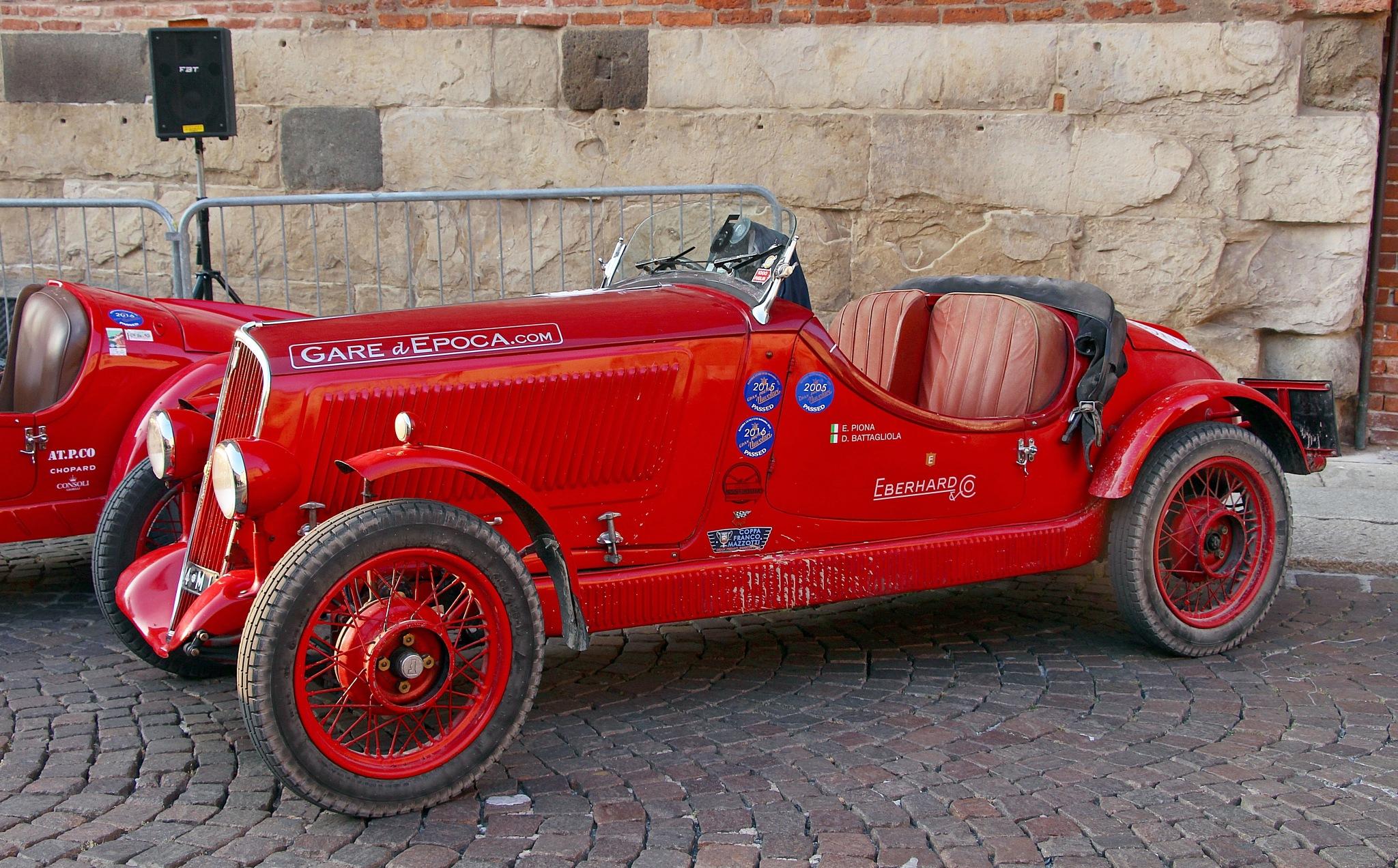 Fiat Balilla by Giuseppe Criseo