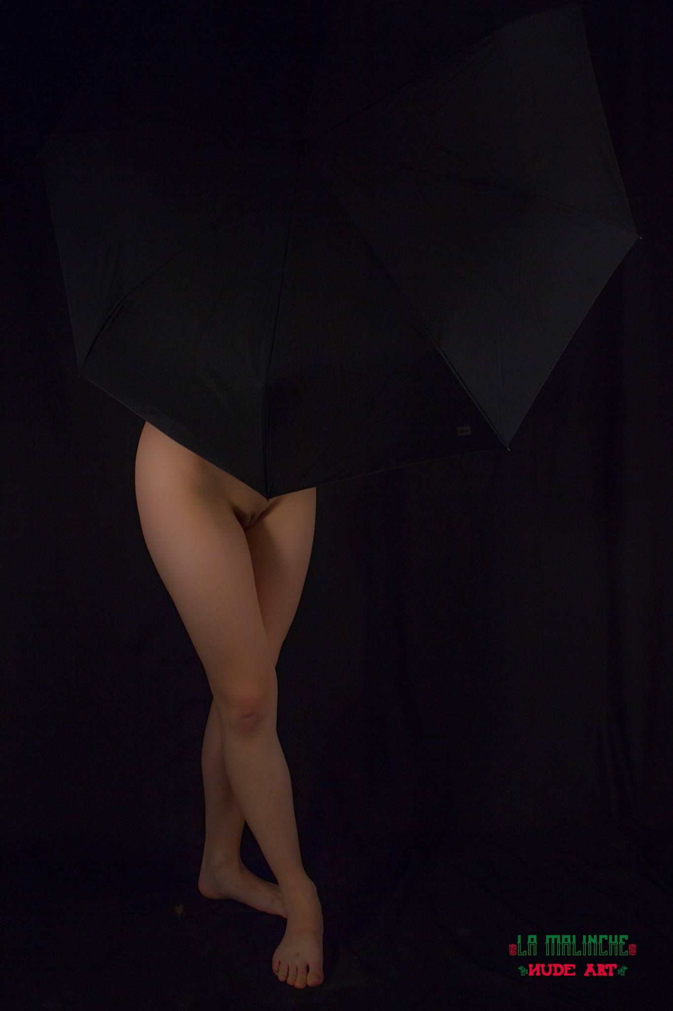umbrella girl by malinchena