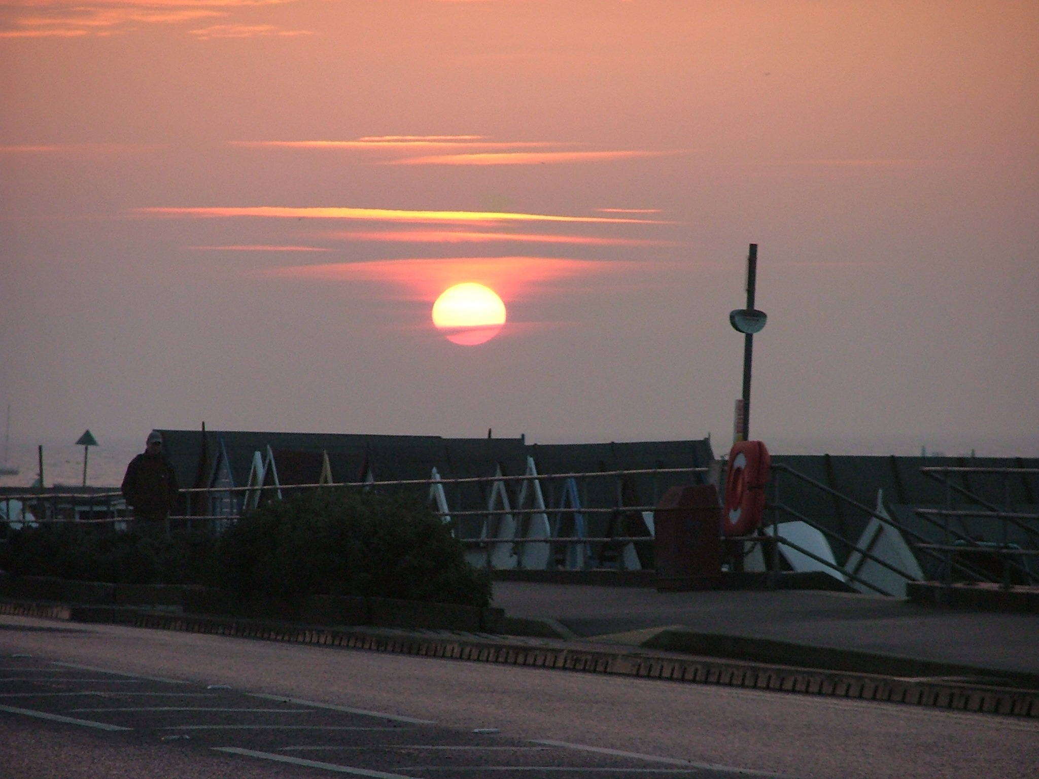 Sun up by Kirston Tozer