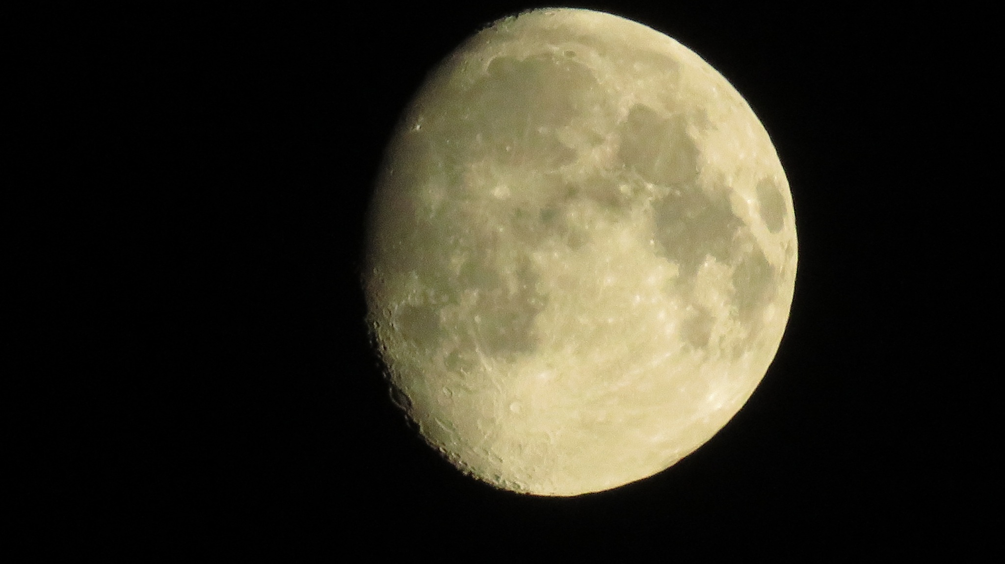 Moon by Kirston Tozer