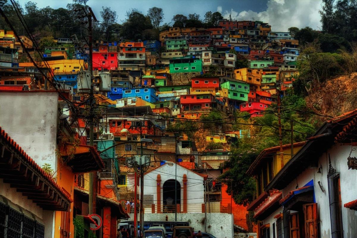 Caracas by zbych41