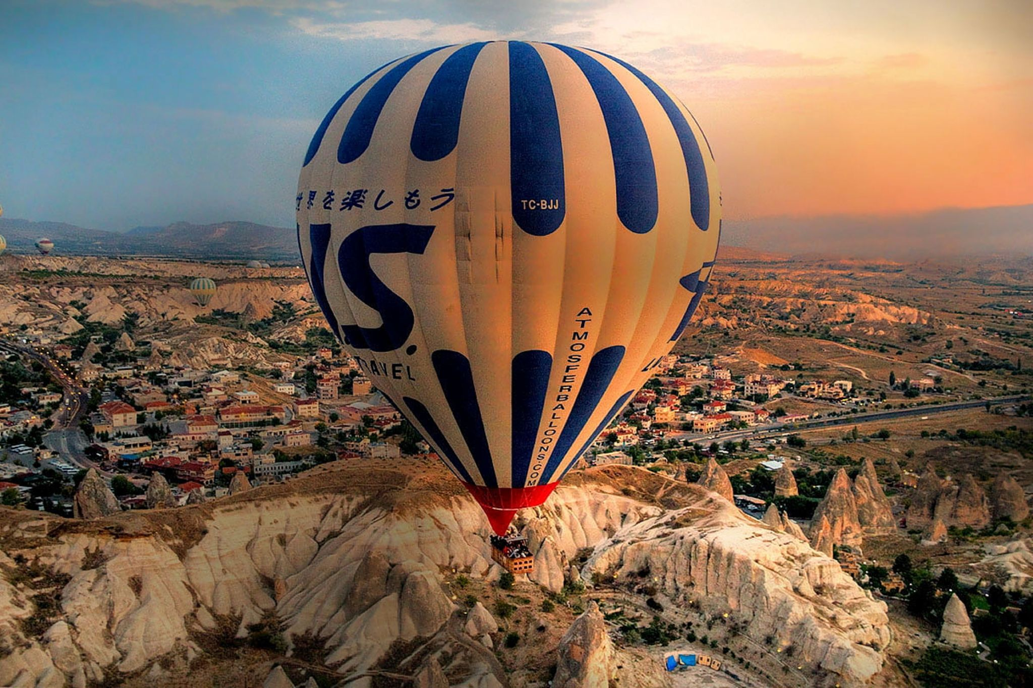 Pictures of Cappadocia by zbych41