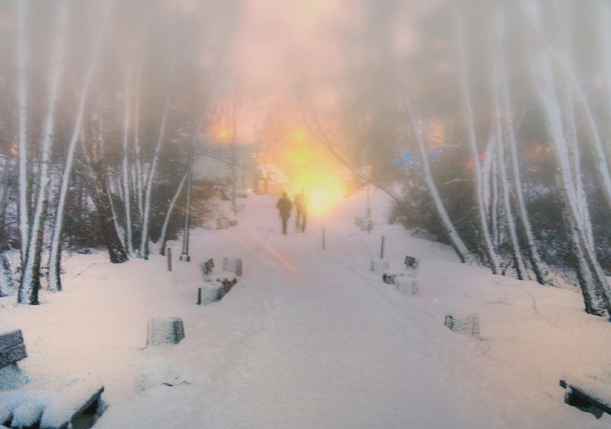 Zimowe słońce by zbych41