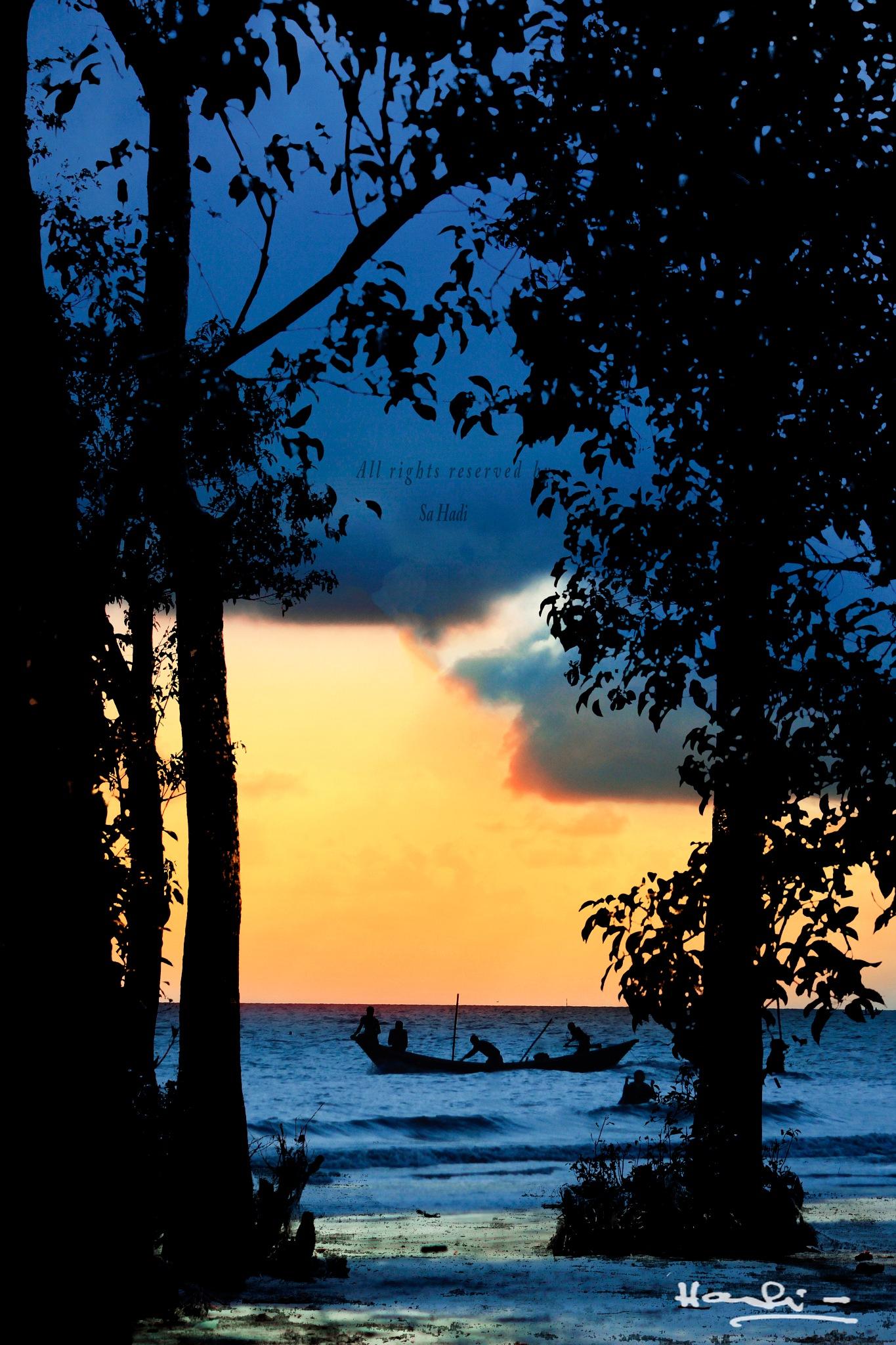 Landscape Photography By Sa Hadi by Sa Hadi