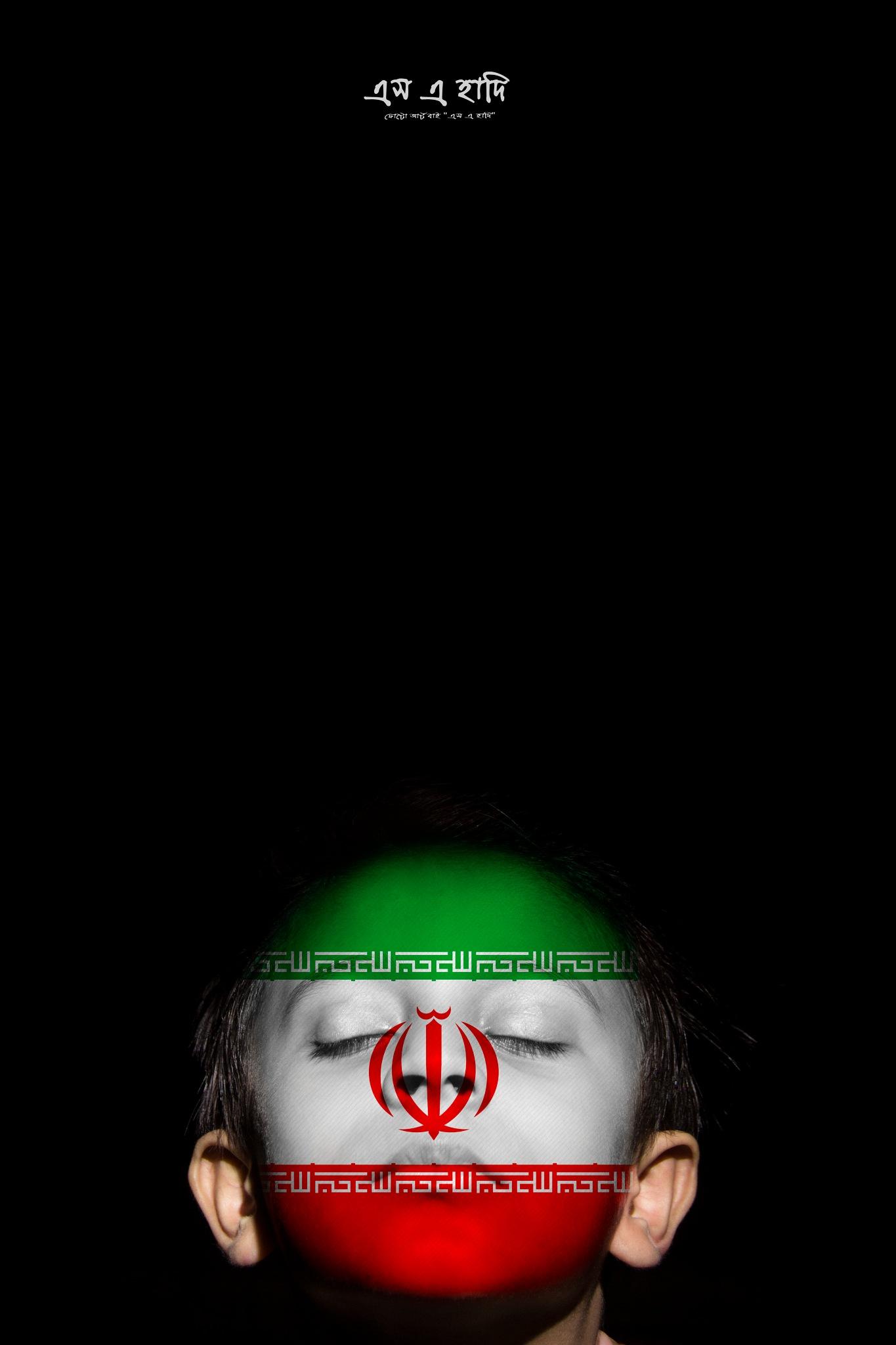 Iran by Sa Hadi