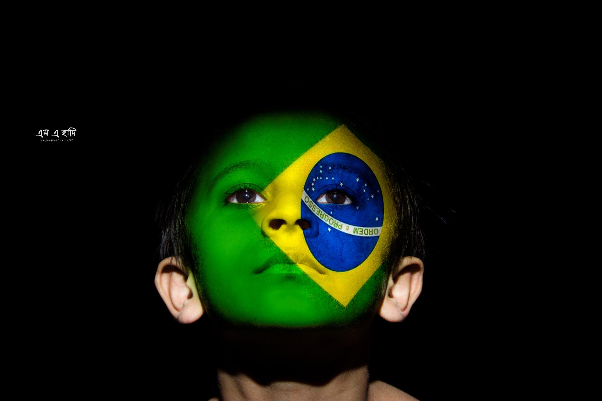 brazil by Sa Hadi