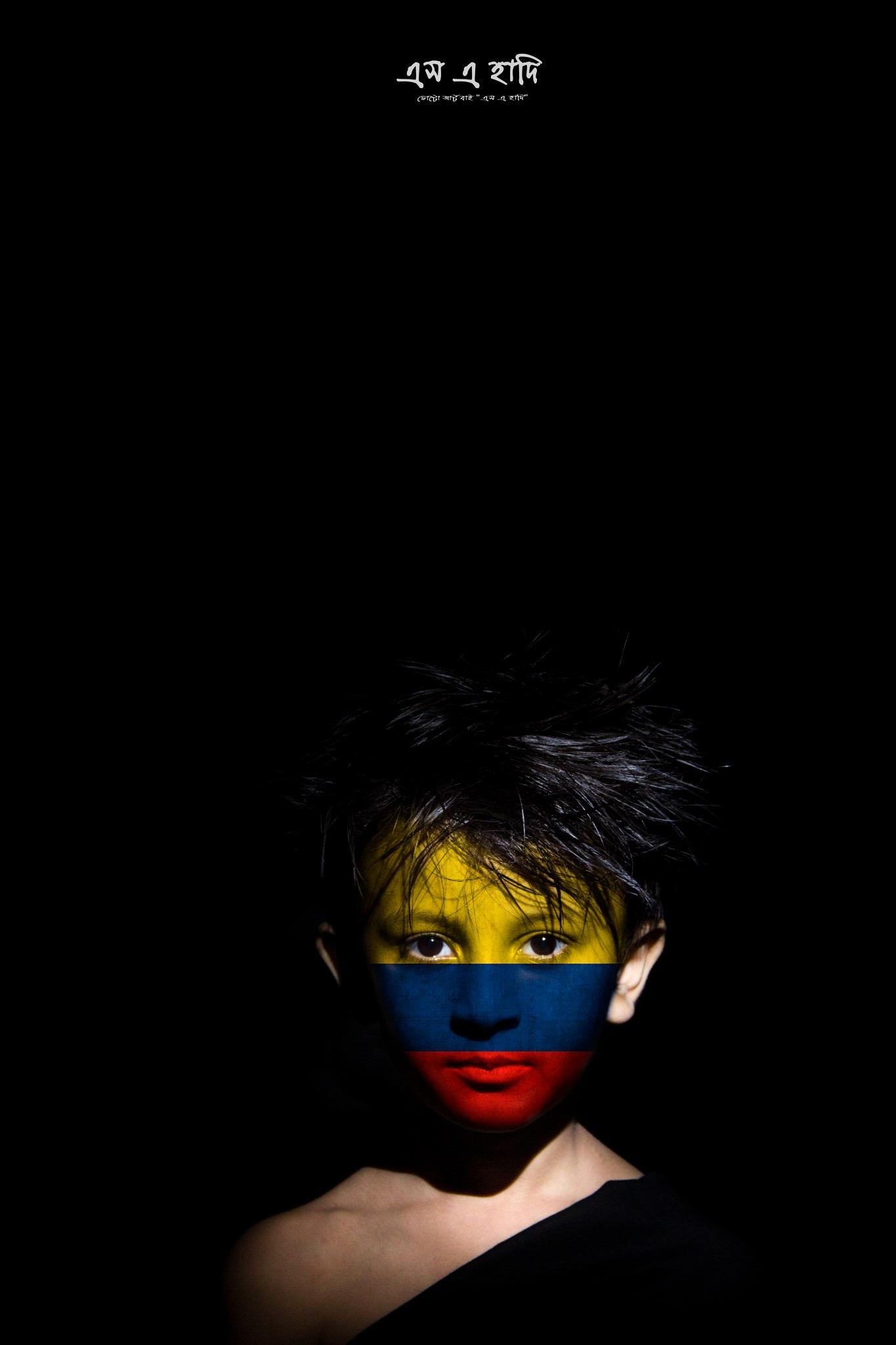 Colombia by Sa Hadi