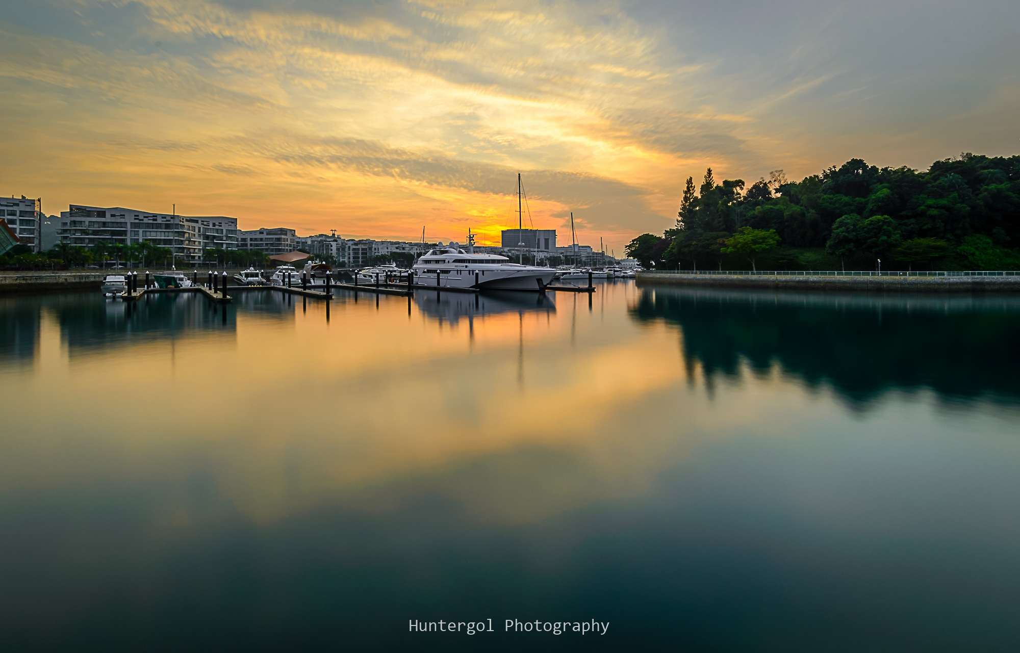 Dawn at Keppel bay by huntergol_photography