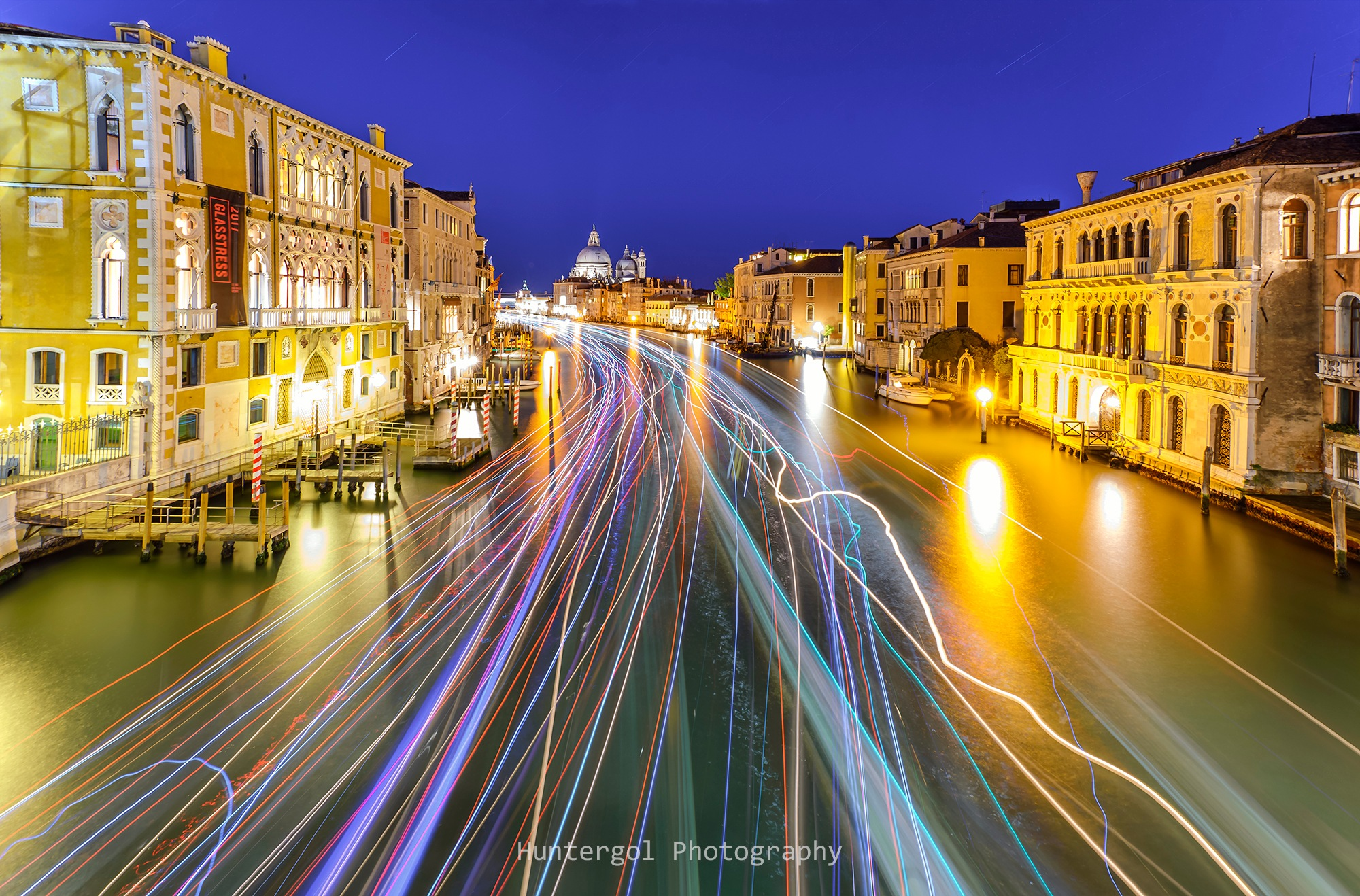 Ponte dell'Accademia by huntergol