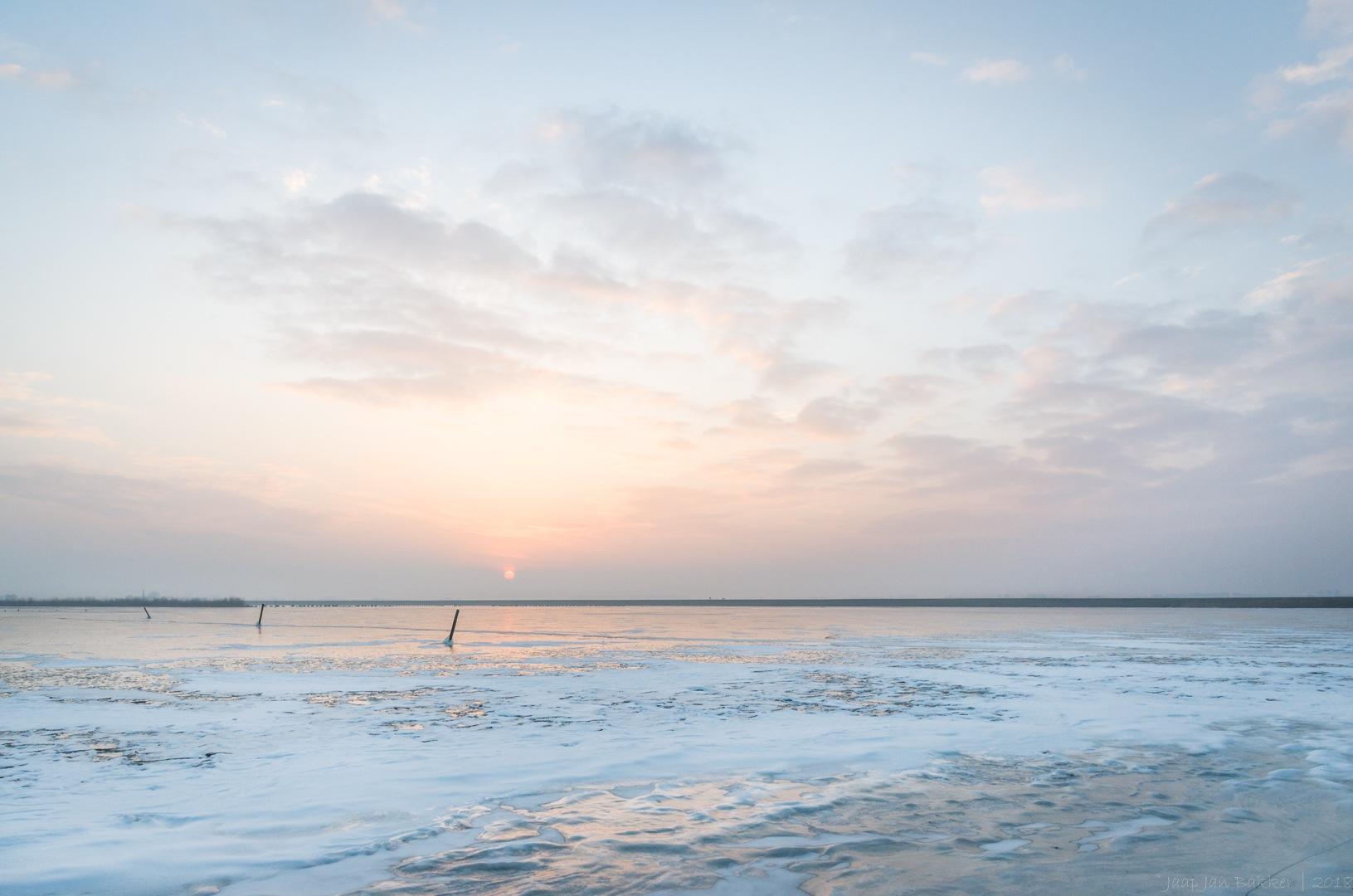 Sunrise by Jaap Jan Bakker