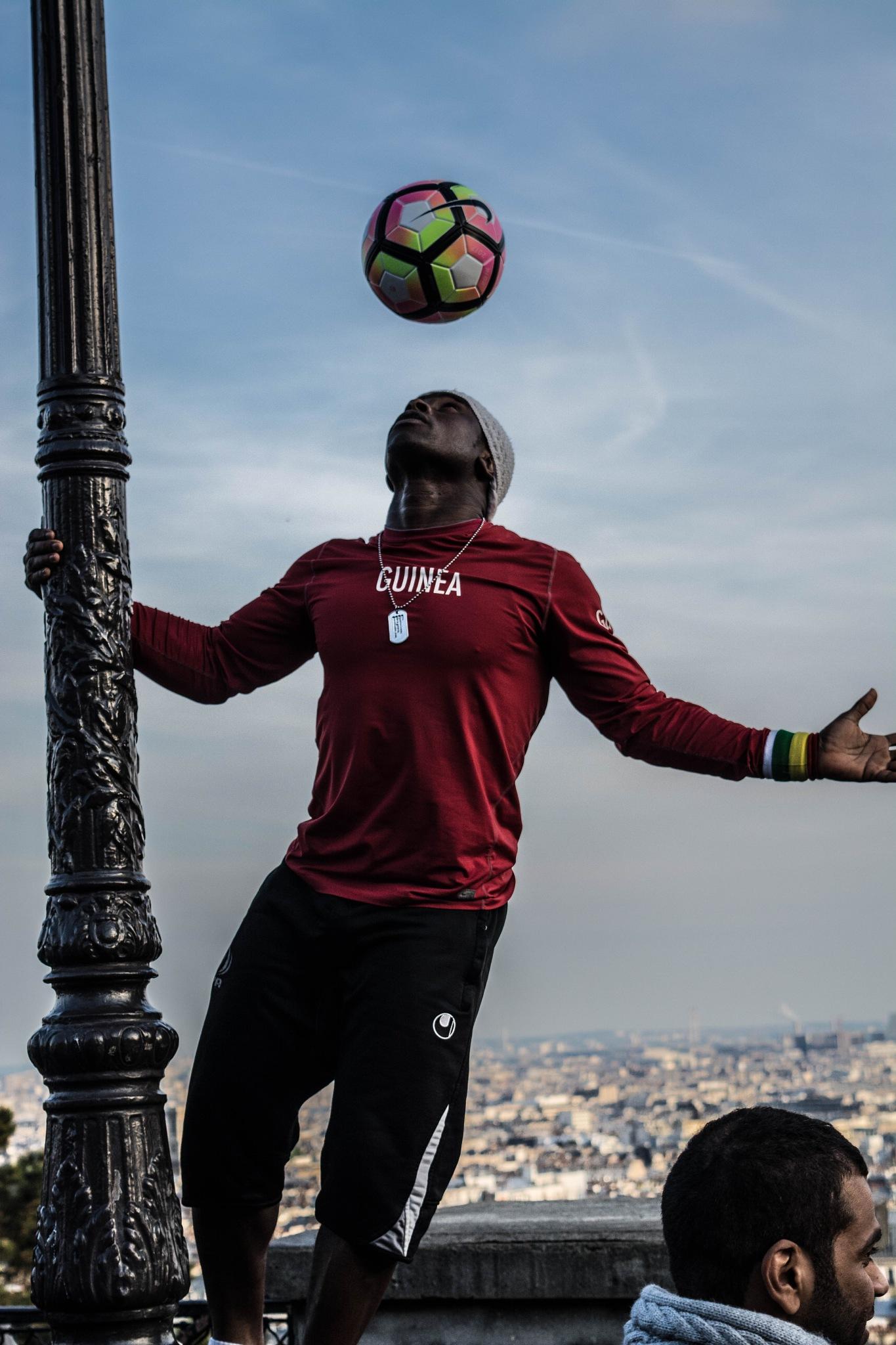fotball skills by EdwardAnthony