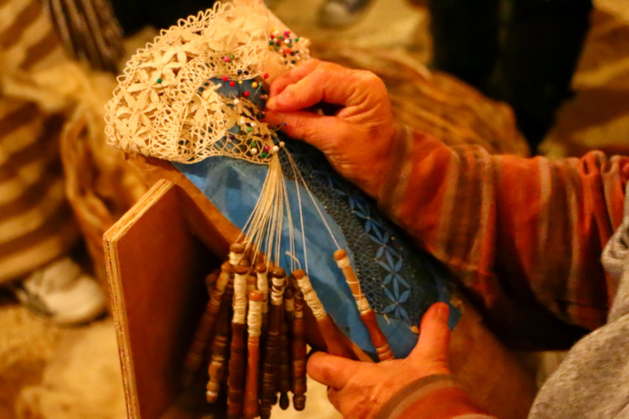 The Art and Craft of Lacing by Charlot Scicluna