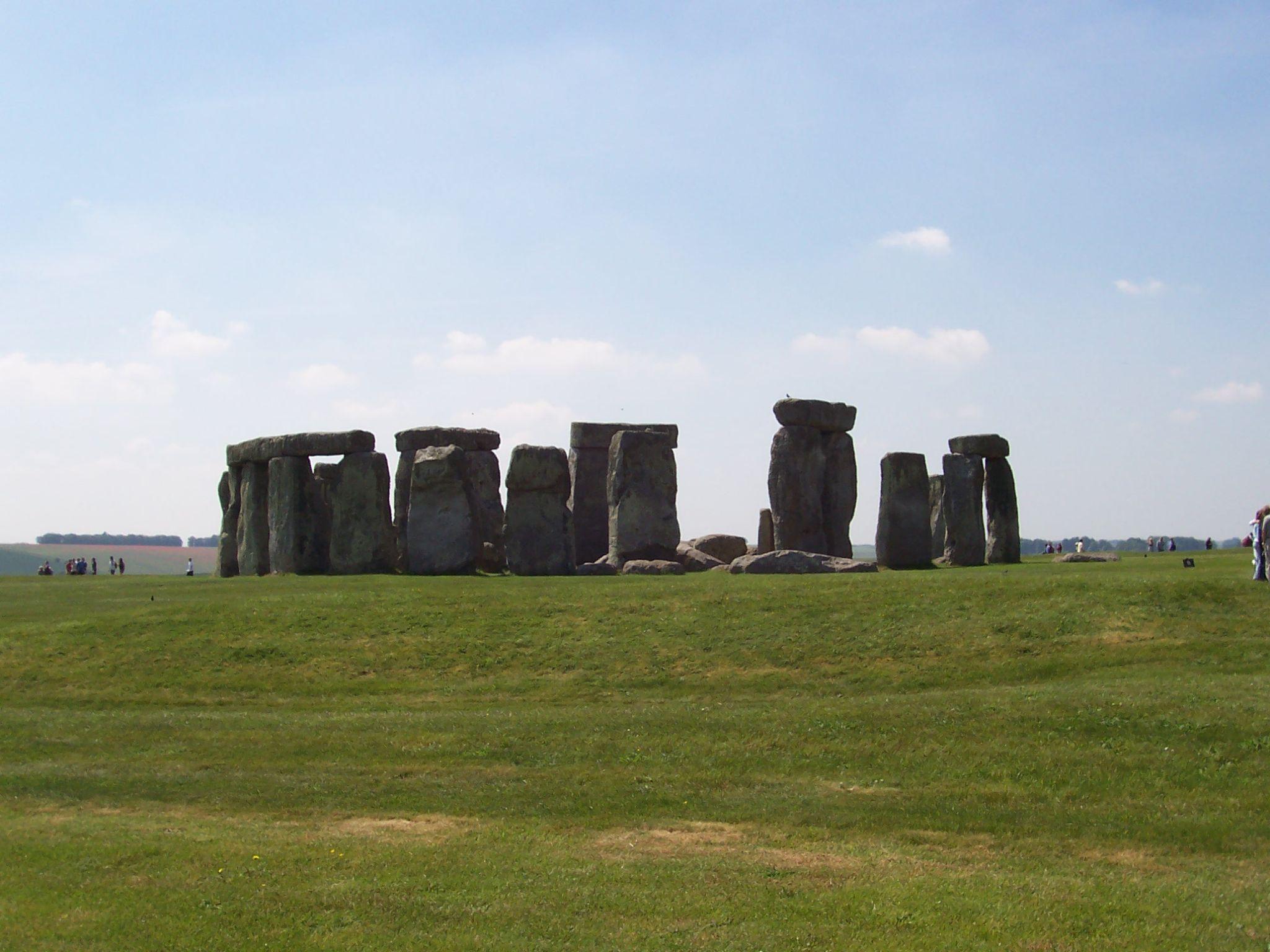Stonehenge by Deena Roth