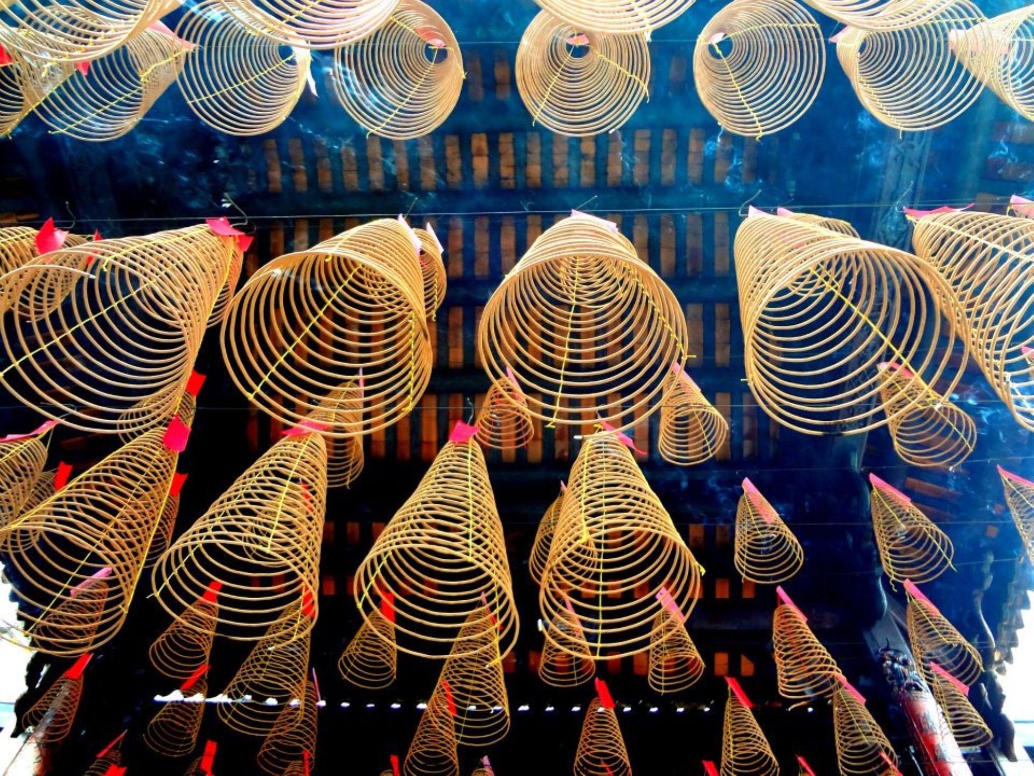 Incense Cones by Deena Roth
