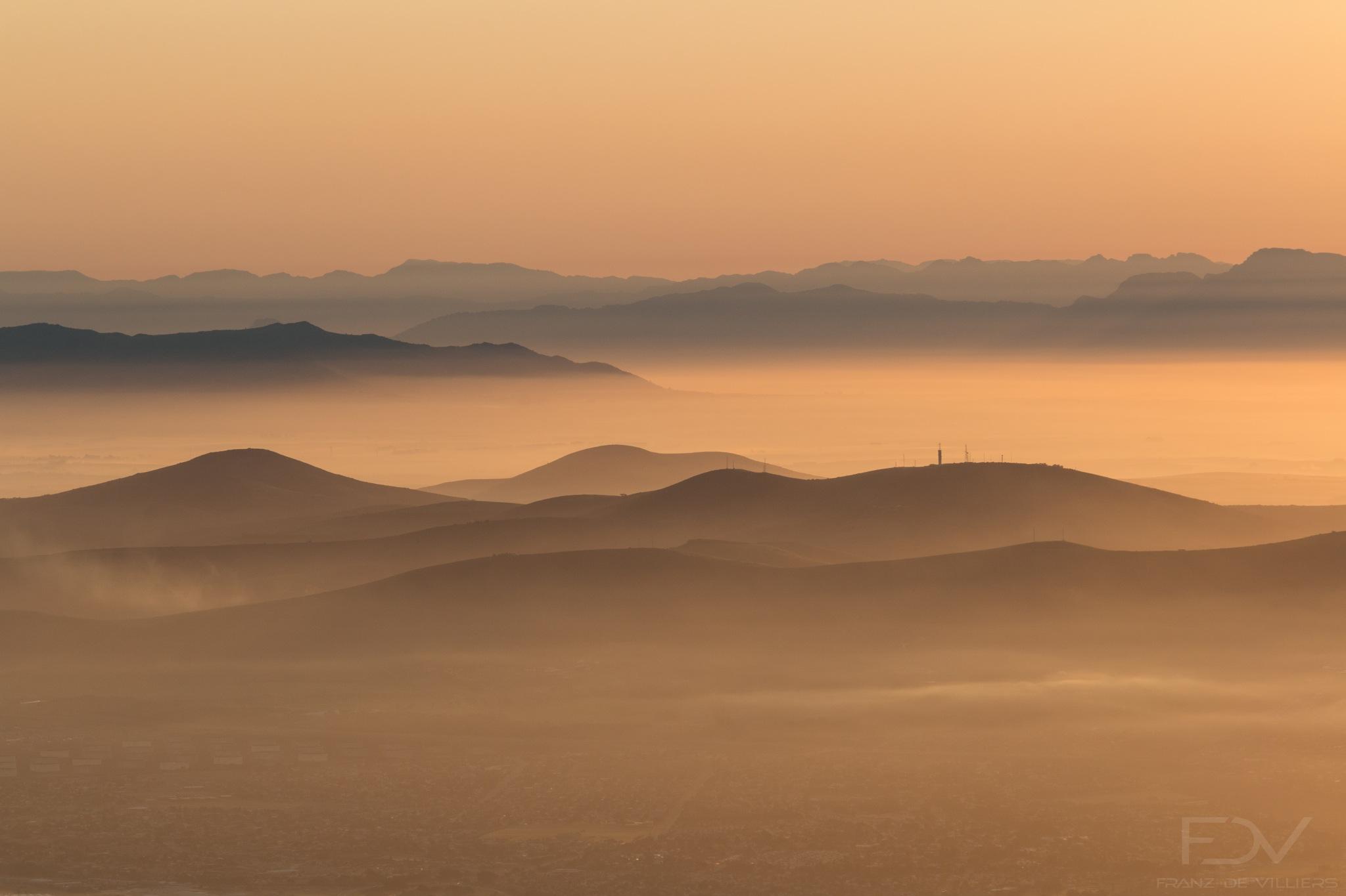 Golden Hills. by franzdev