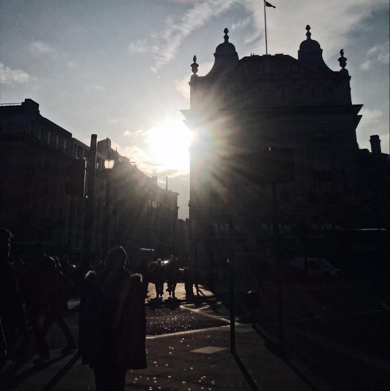 City Sun by Aatika Seedat