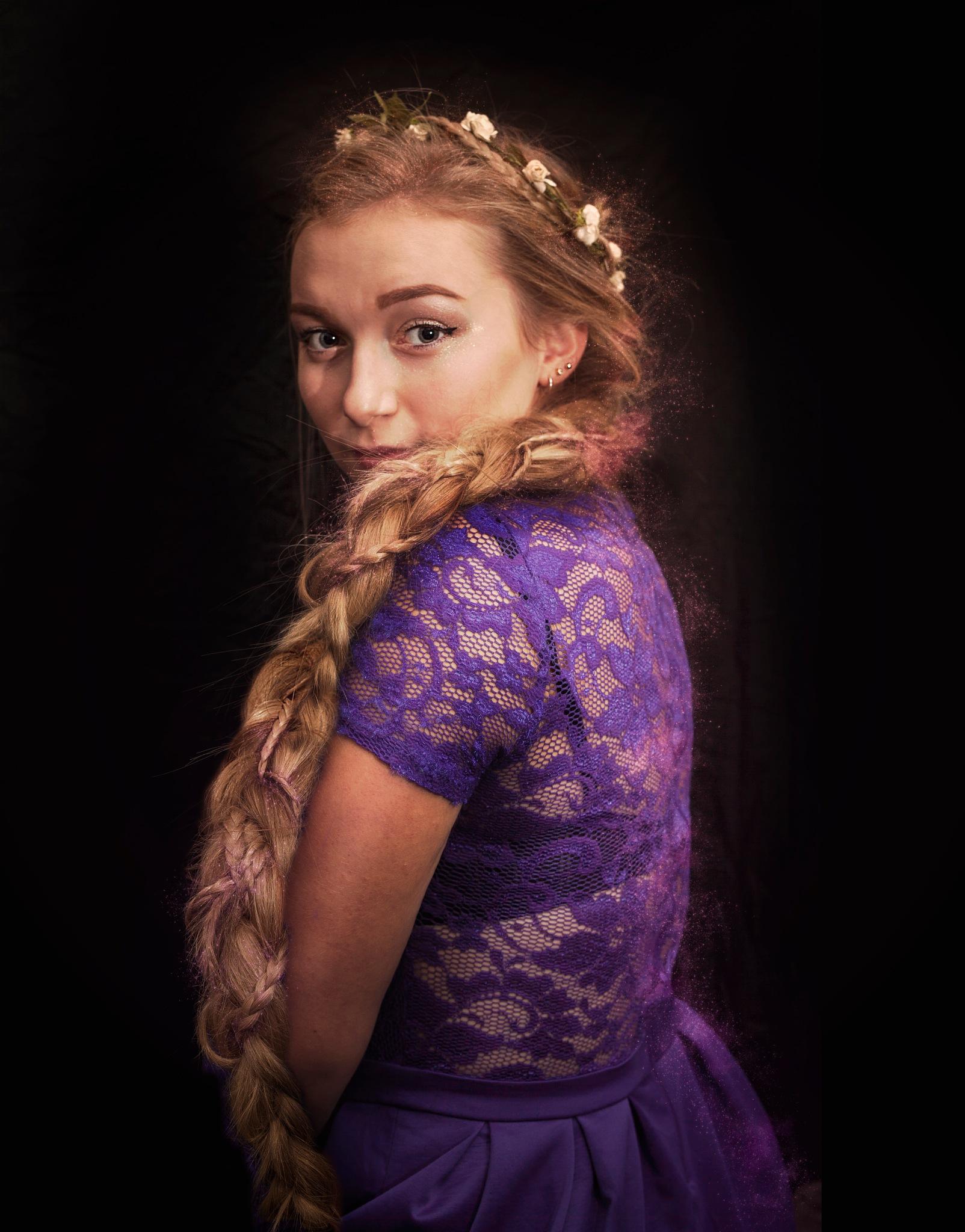 Rapunzel (part vi) by Rhii Photography