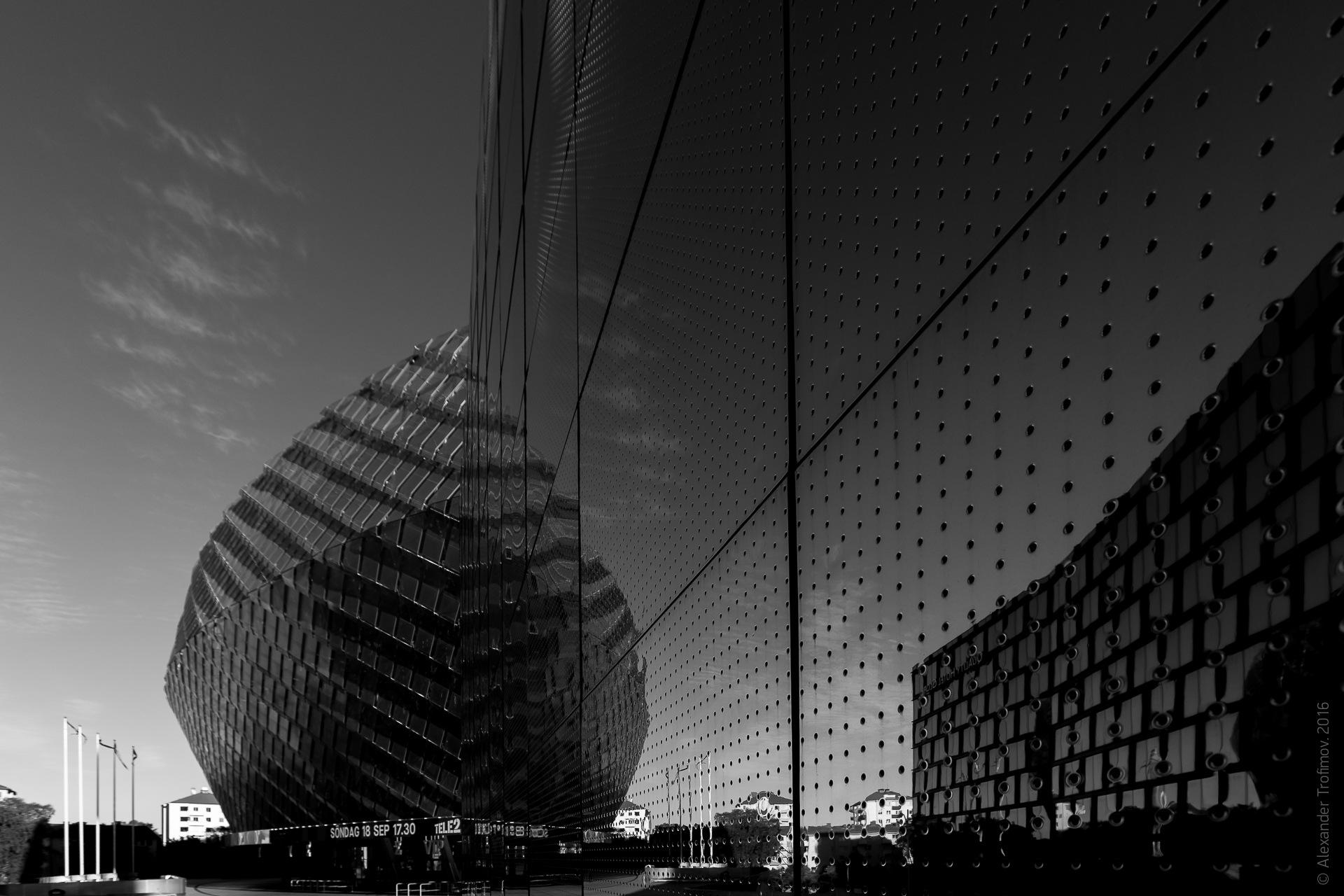 Tele2 Arena by Alexander Trofimov