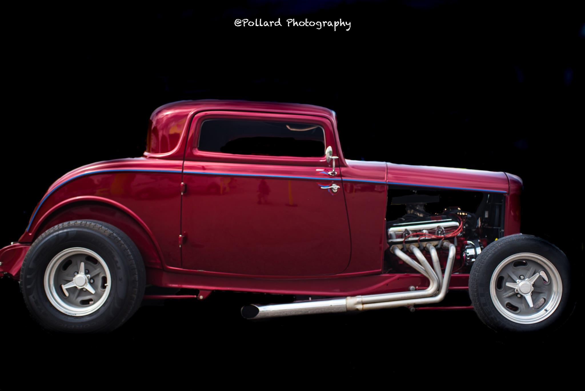 Hot Rod by Thomas Pollard