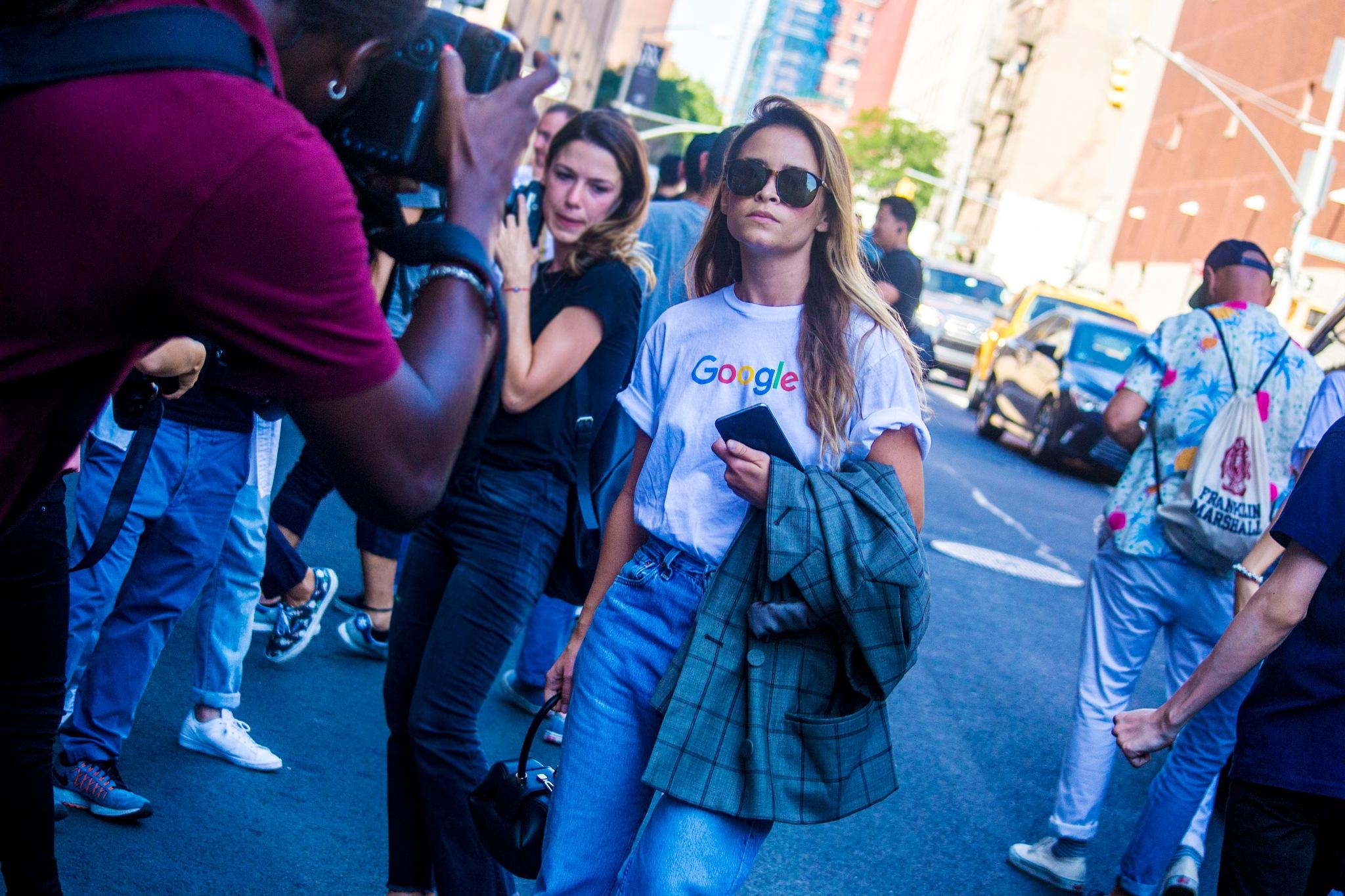 NY Fashion Week SS17  by Hye Mi Shon