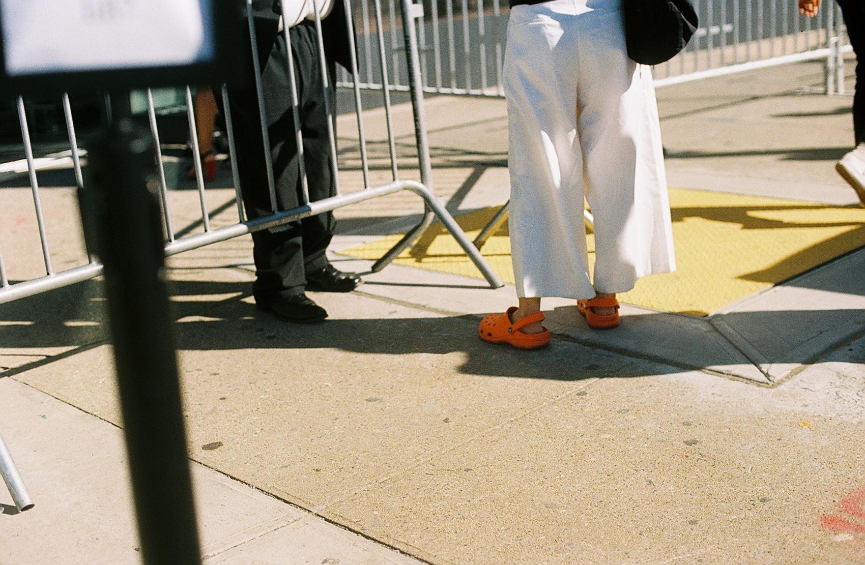 NY Fashion Week SS'17 by Hye Mi Shon