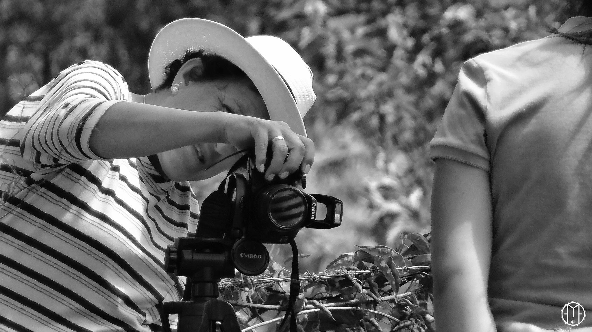 Take a Shot - Haciendo una toma by Gabriel Ochoa Rojas