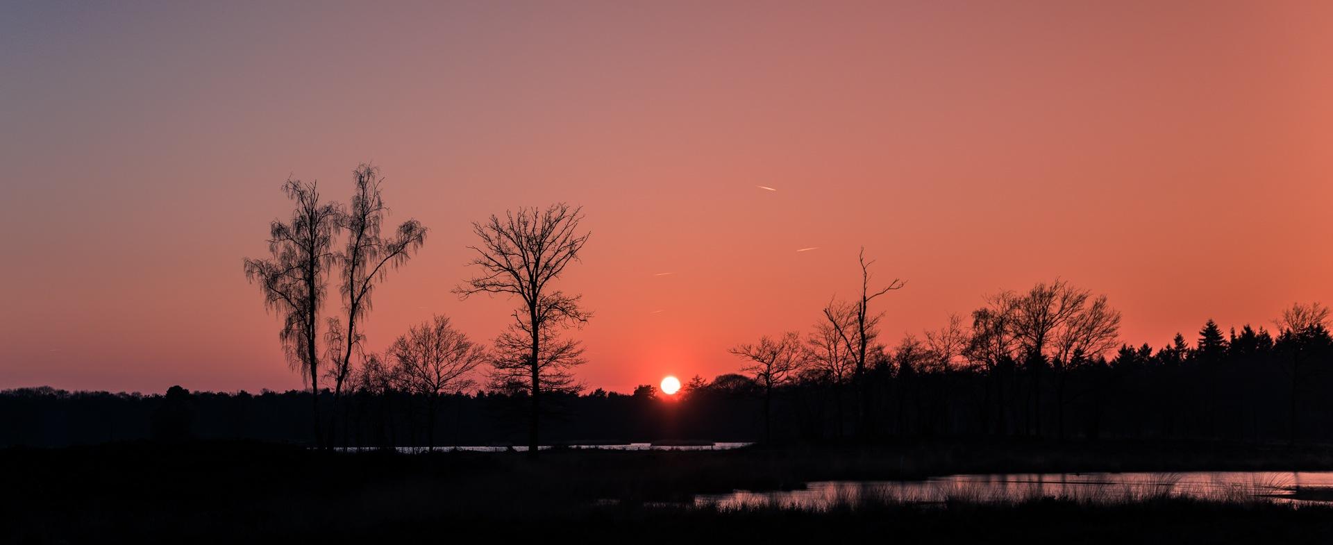 winterglow by Gilbert de Bruijn