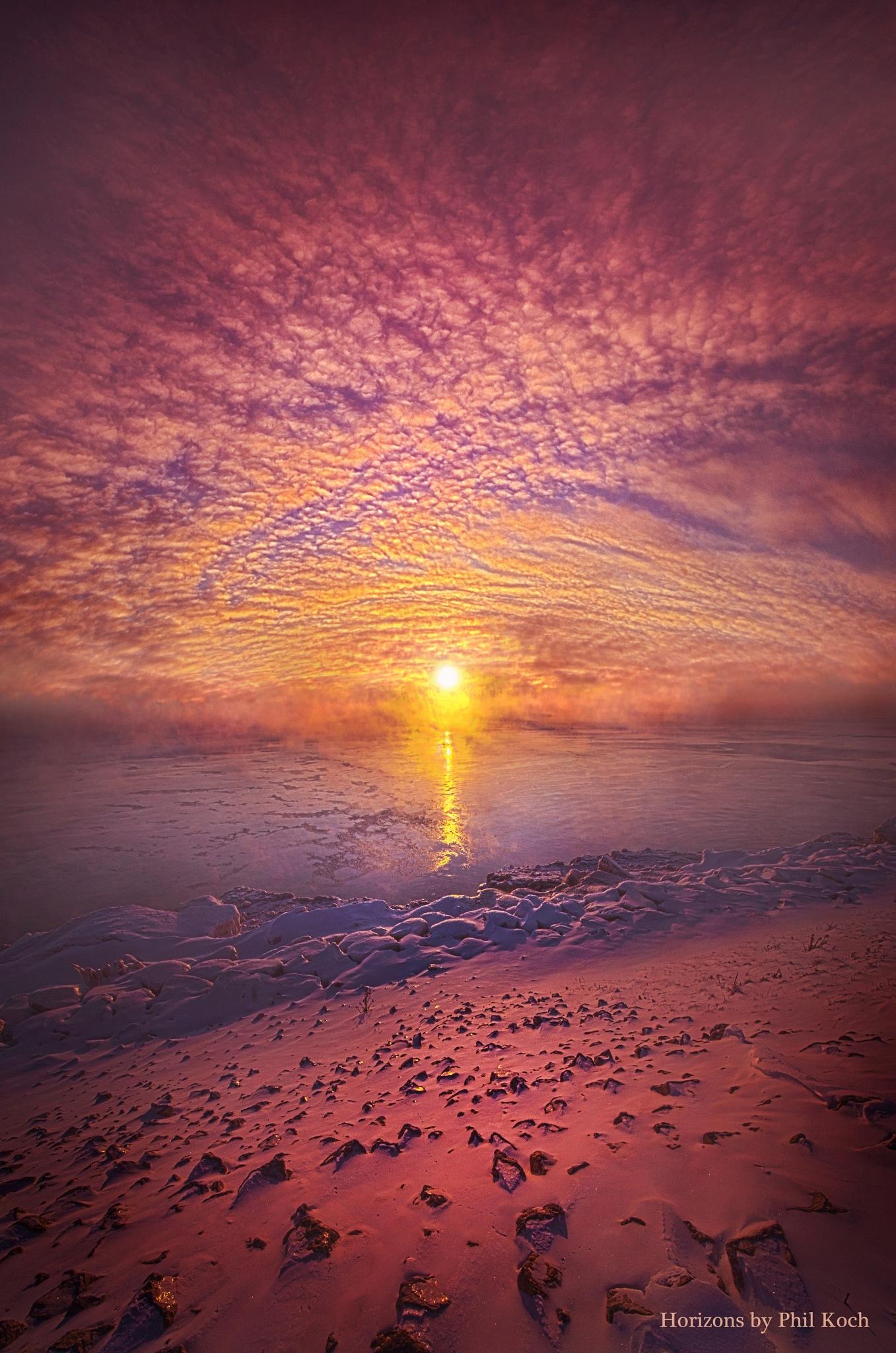 Photo in Nature #winter #snow #icewintersnowbluewhiteper #sunrise #sunset #fineart #landscape #nature #outdoors #horizon #wisconsin