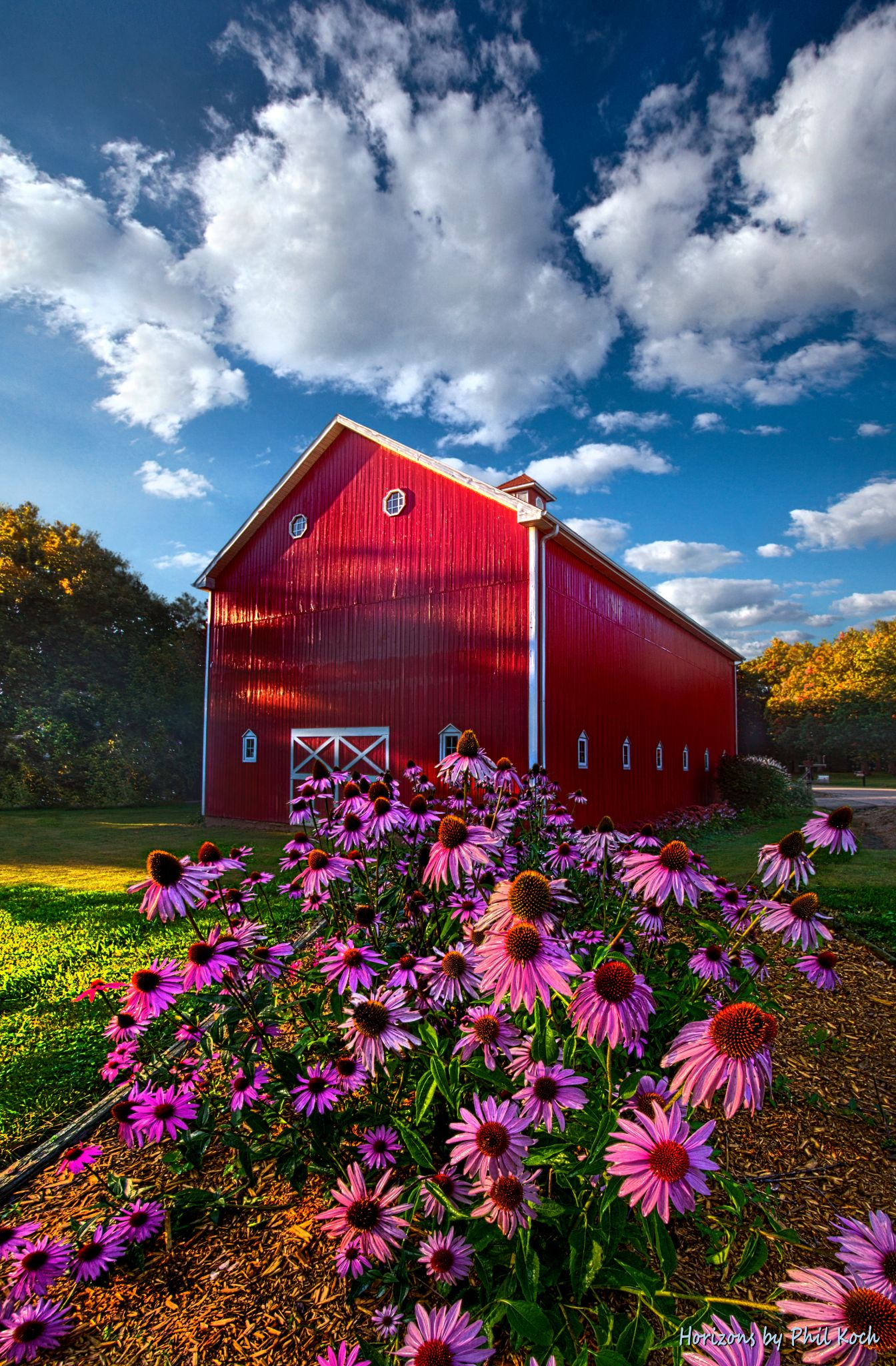 A Little More Country by PhilKoch