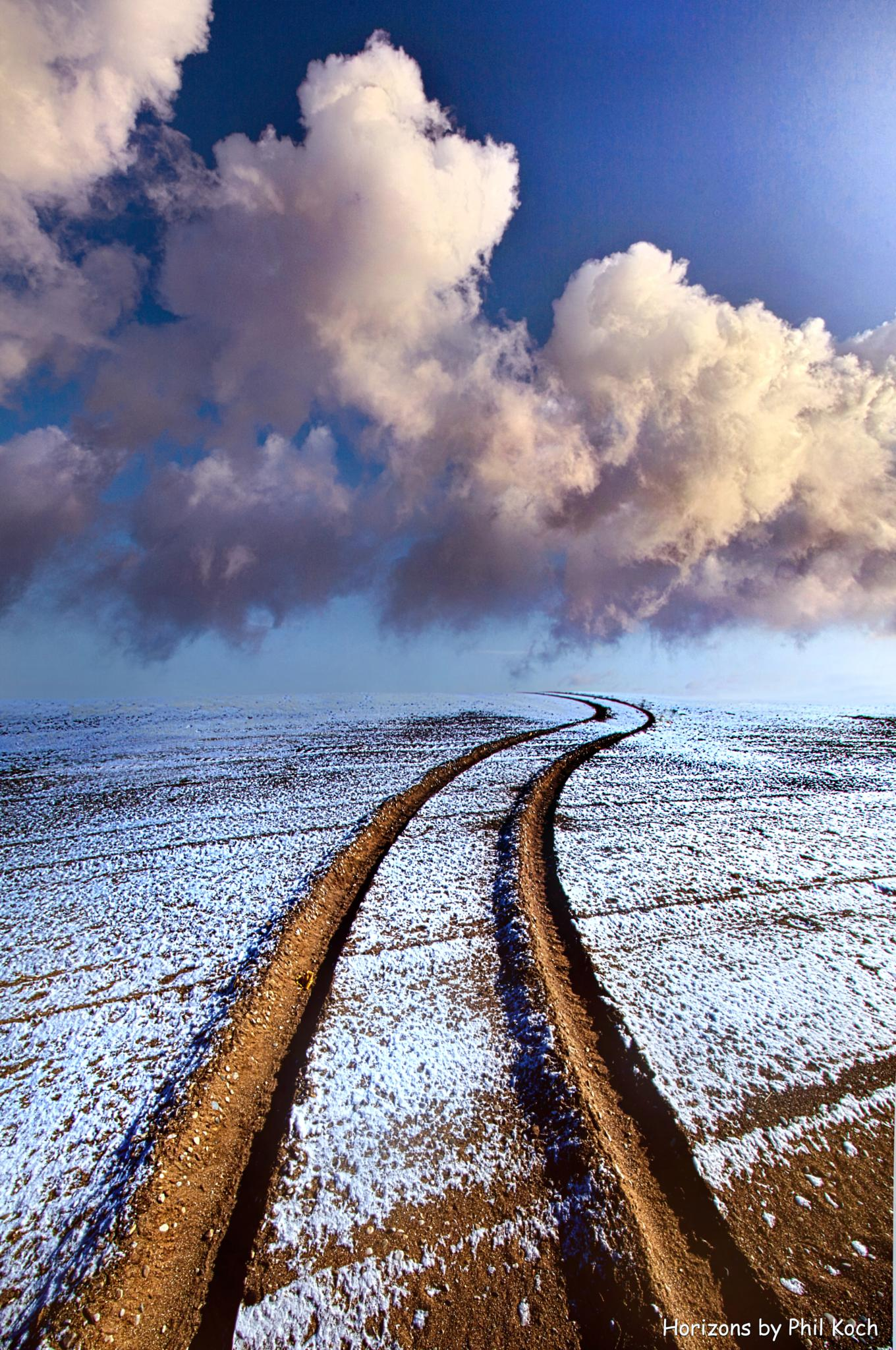 Somewhere Over The Horizon by PhilKoch