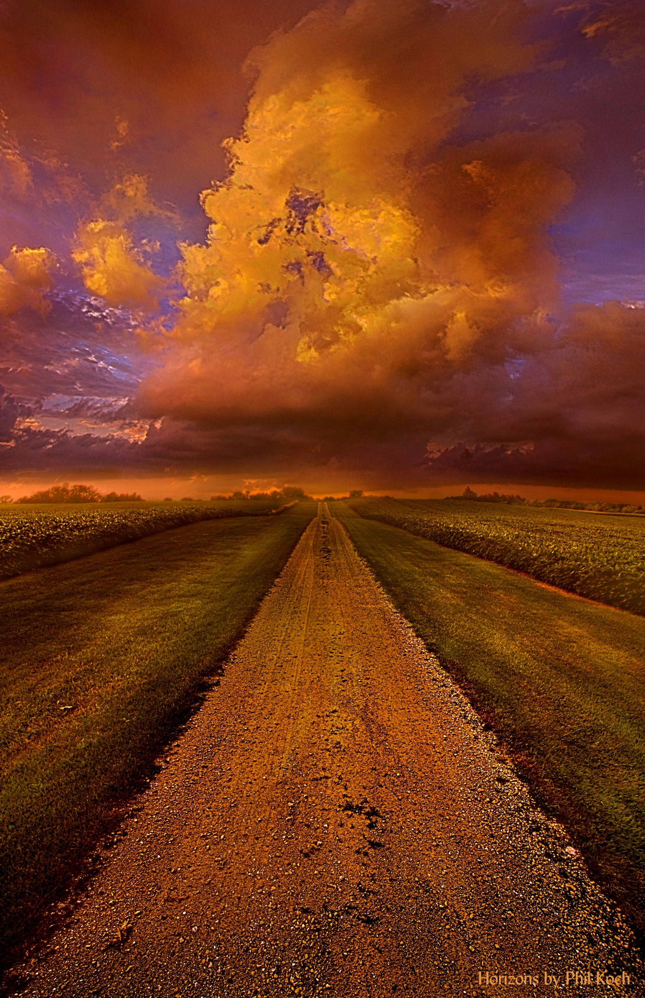 For Thou Art With Me by PhilKoch