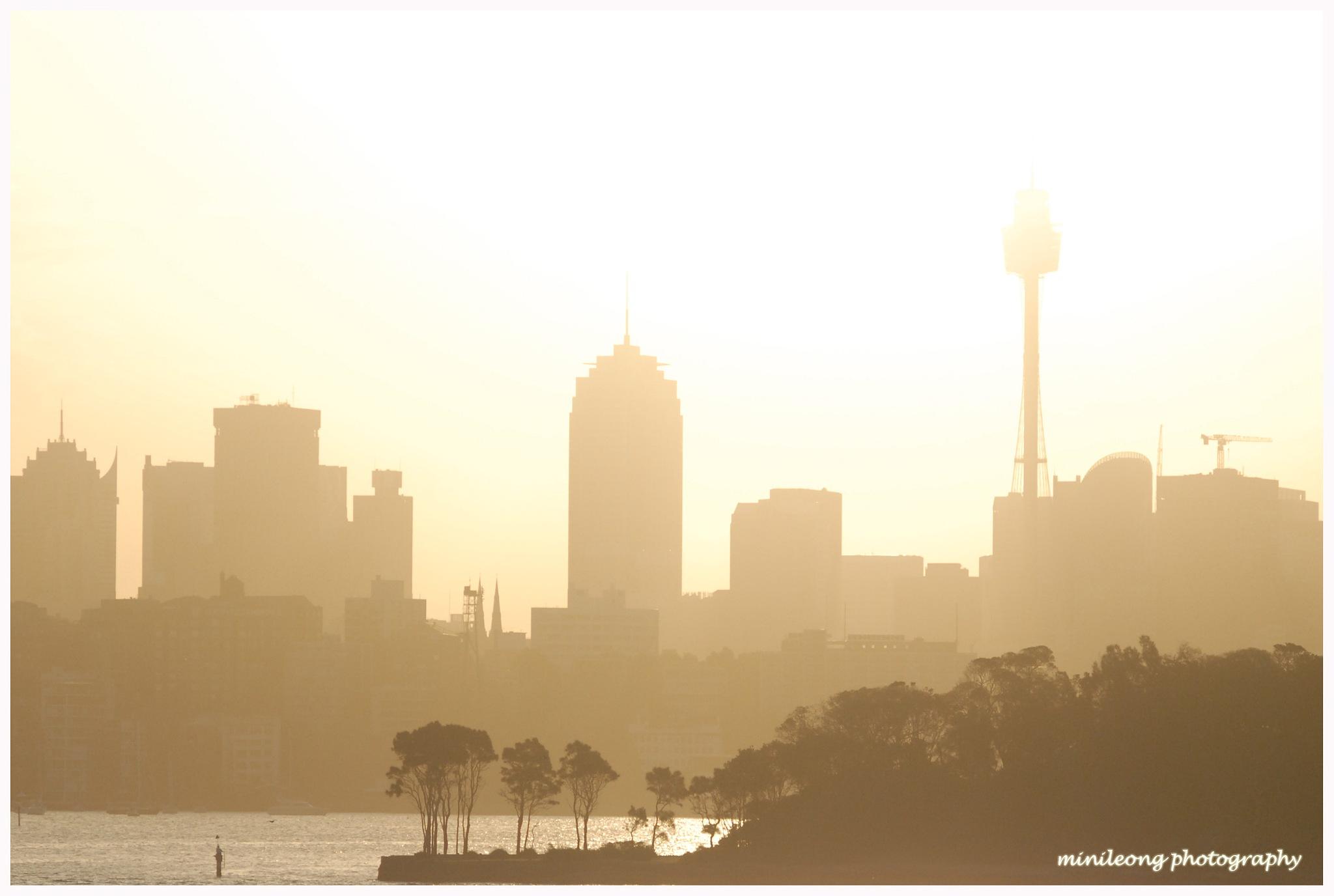 twilight city by minileong