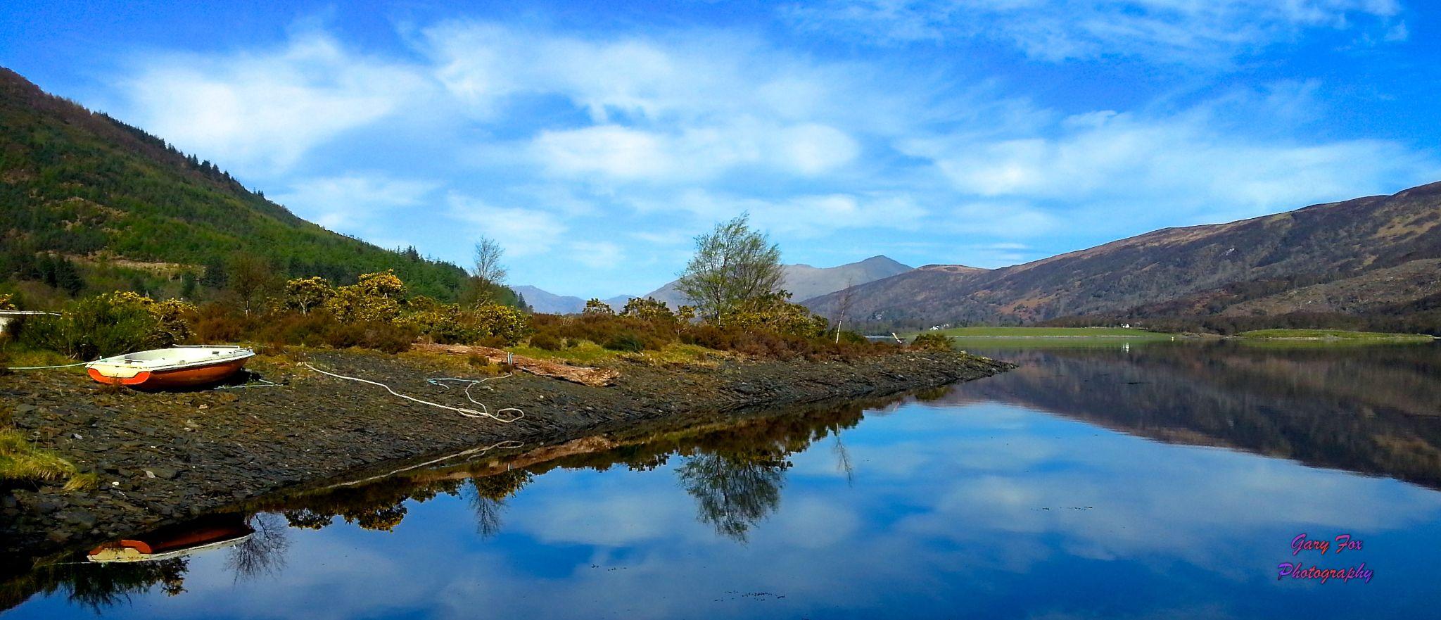 Scotland by Gary Fox