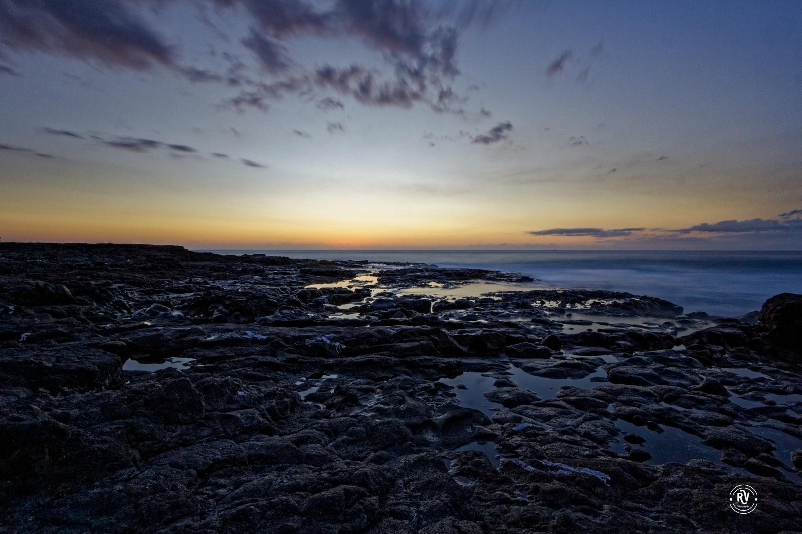 PEACEFUL SUNSET by rverguin