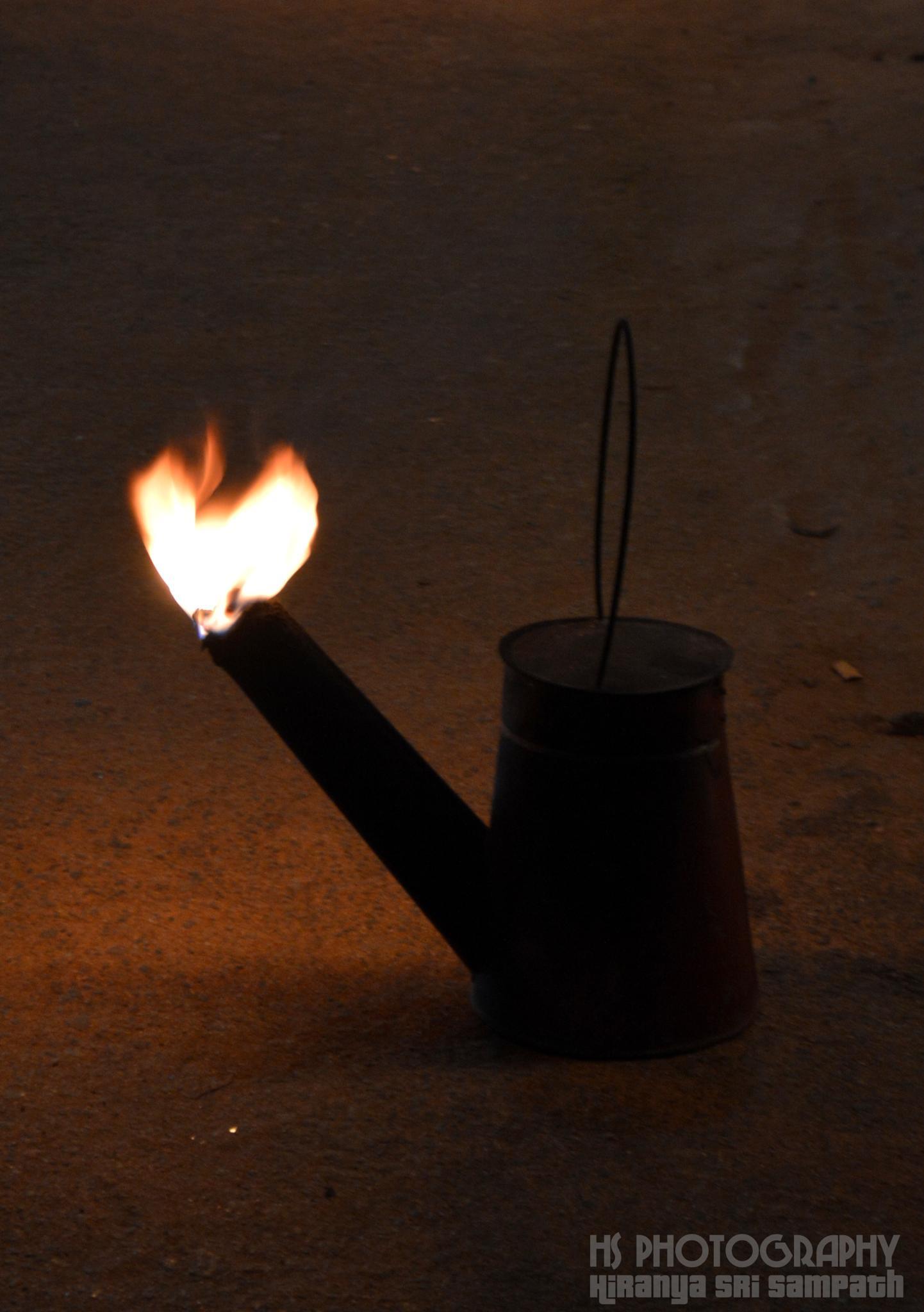 Fire  by Hiranya Sri Sampath