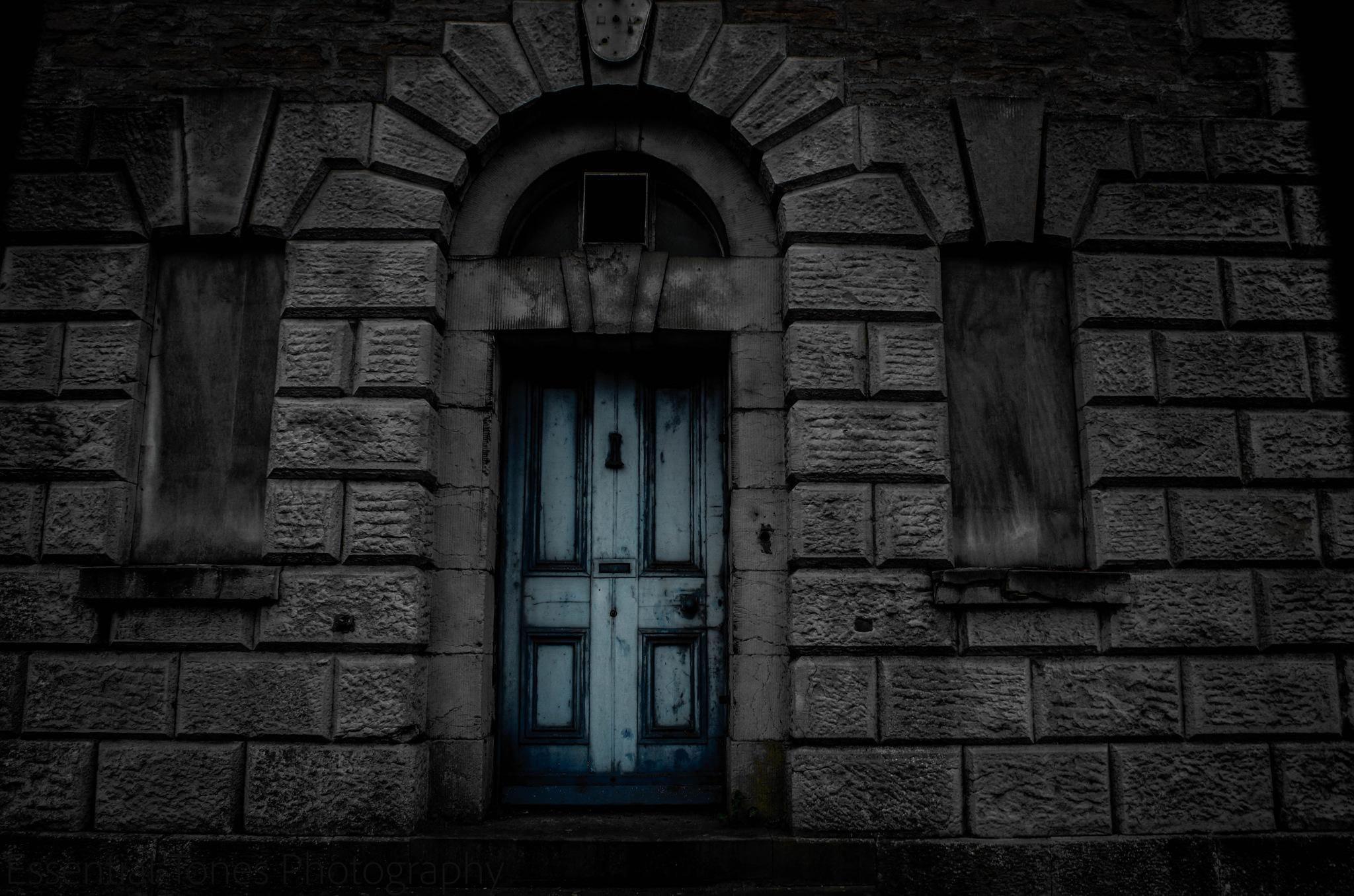 Deaths Door by essentialtonesphotography