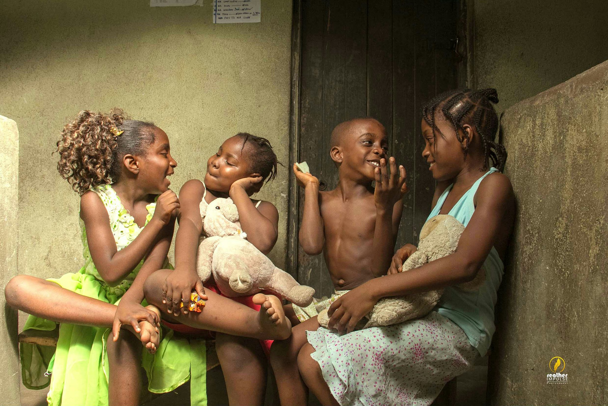Our lil gathering by Ifeanyichukwu P. Nwachukwu