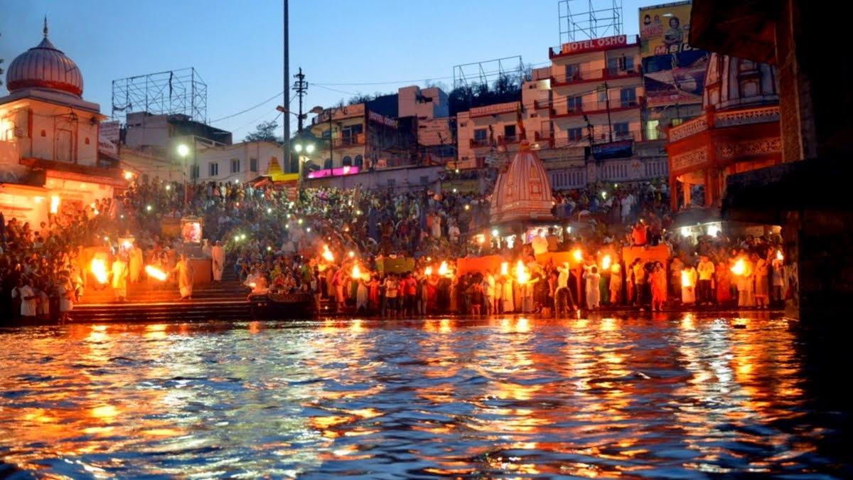 Haridwar by Keshab Sen