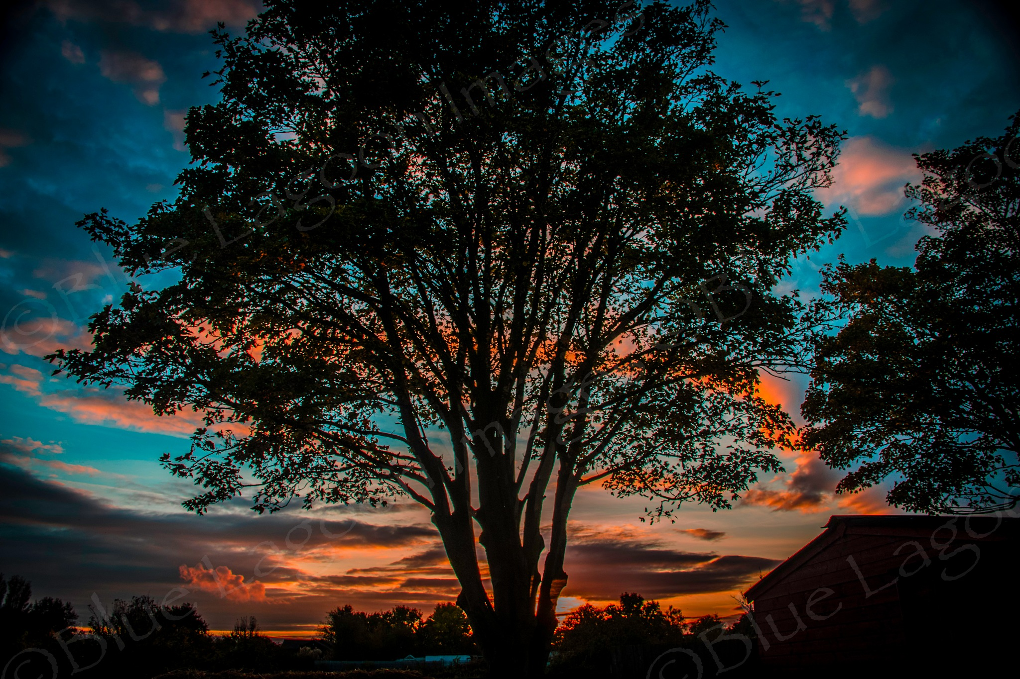 Sunset by Blue Lagoon Images