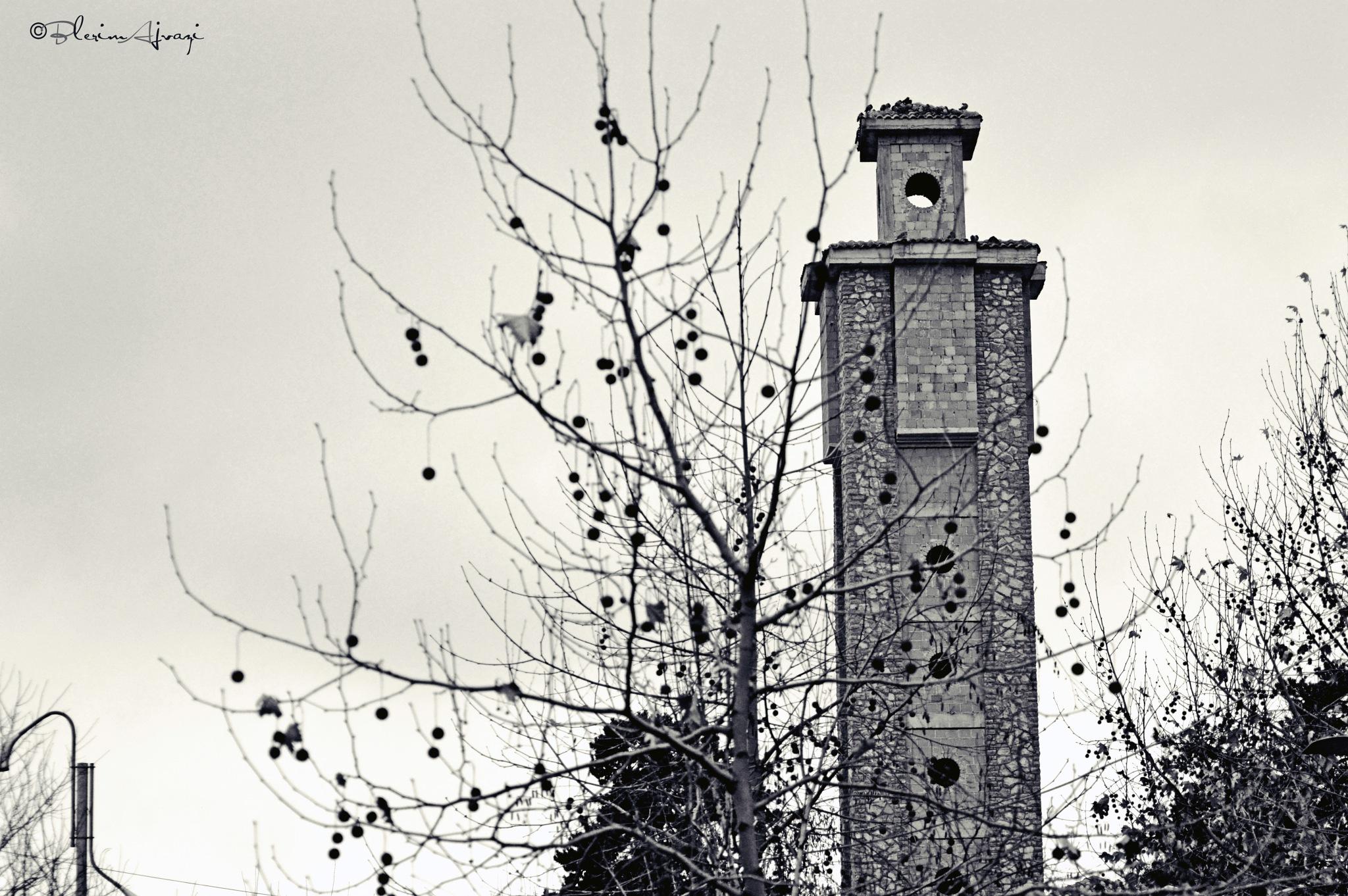 Tower undone by Blerim Ajvazi