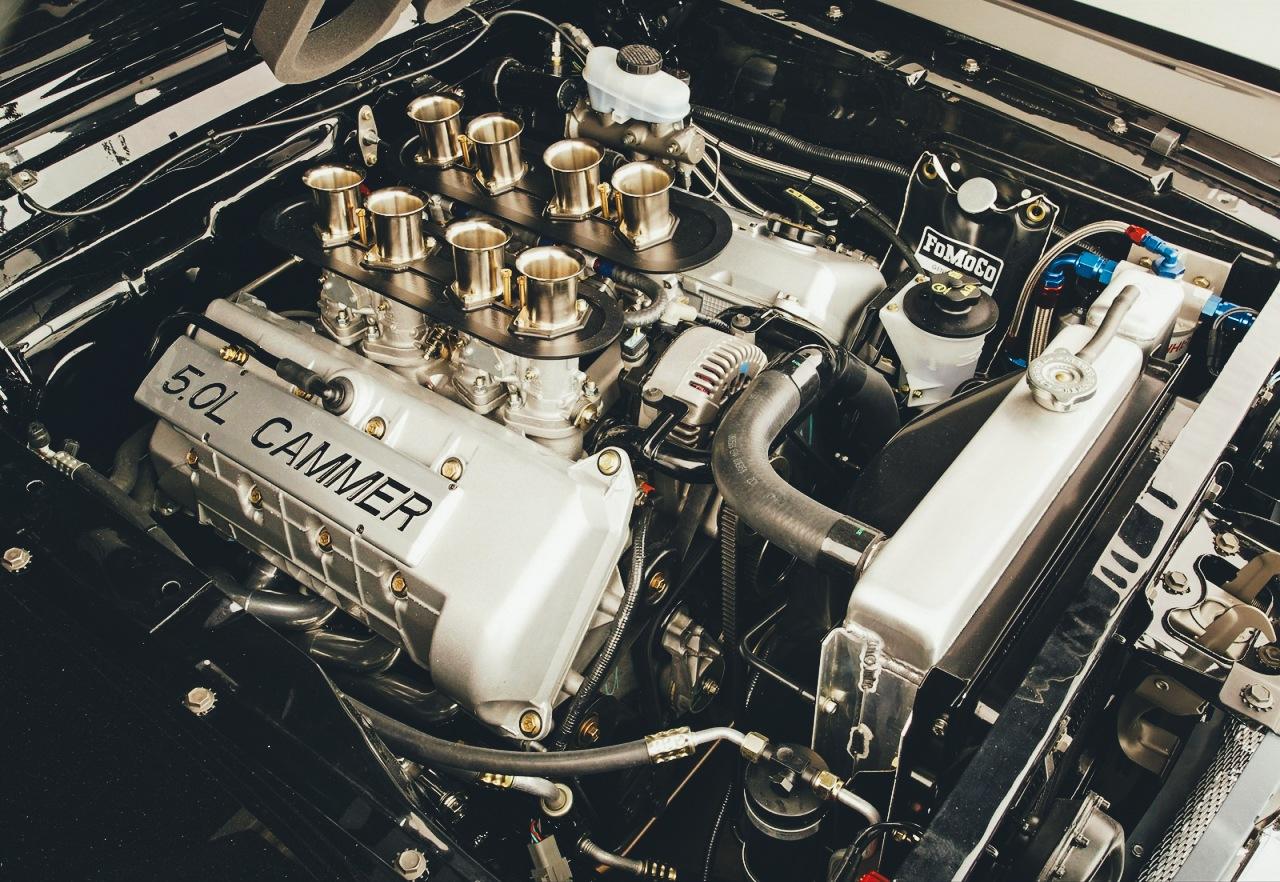 1965 Ford Mustang Fastback Cammer engine by Mirnes Čolaković